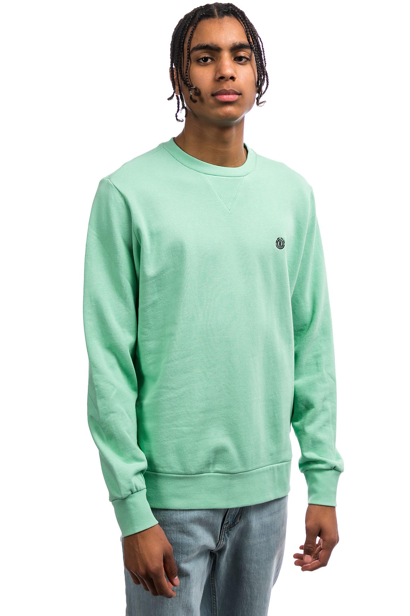 element cornell pastel sweatshirt mint kaufen bei skatedeluxe. Black Bedroom Furniture Sets. Home Design Ideas