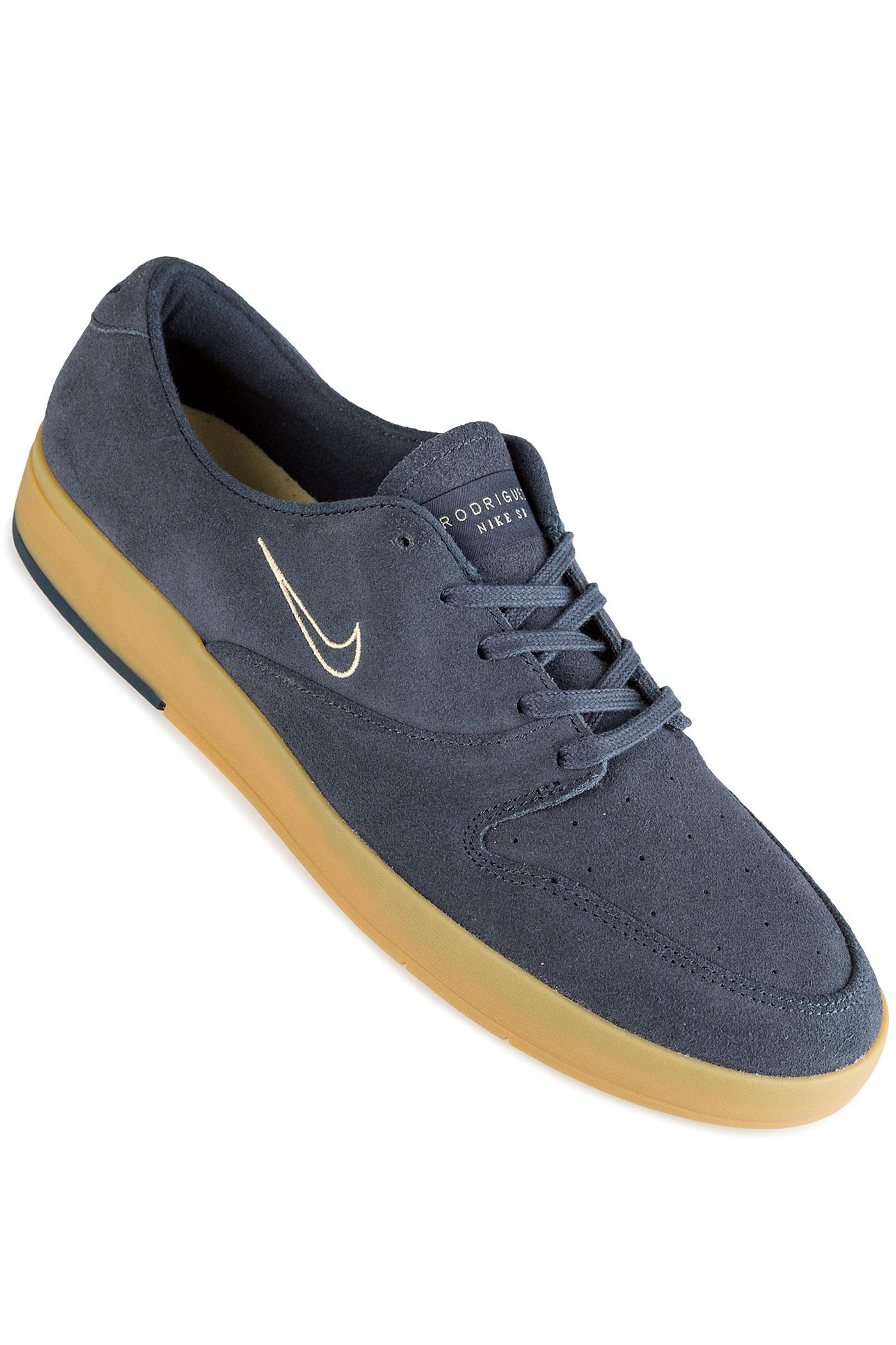 save off 65b62 eb59b Nike SB Zoom P-Rod X Shoes (thunder blue)