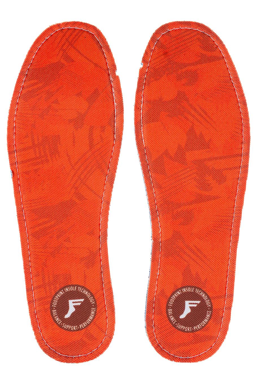 Footprint Camo King Foam Flat Plantilla (red) comprar en skatedeluxe