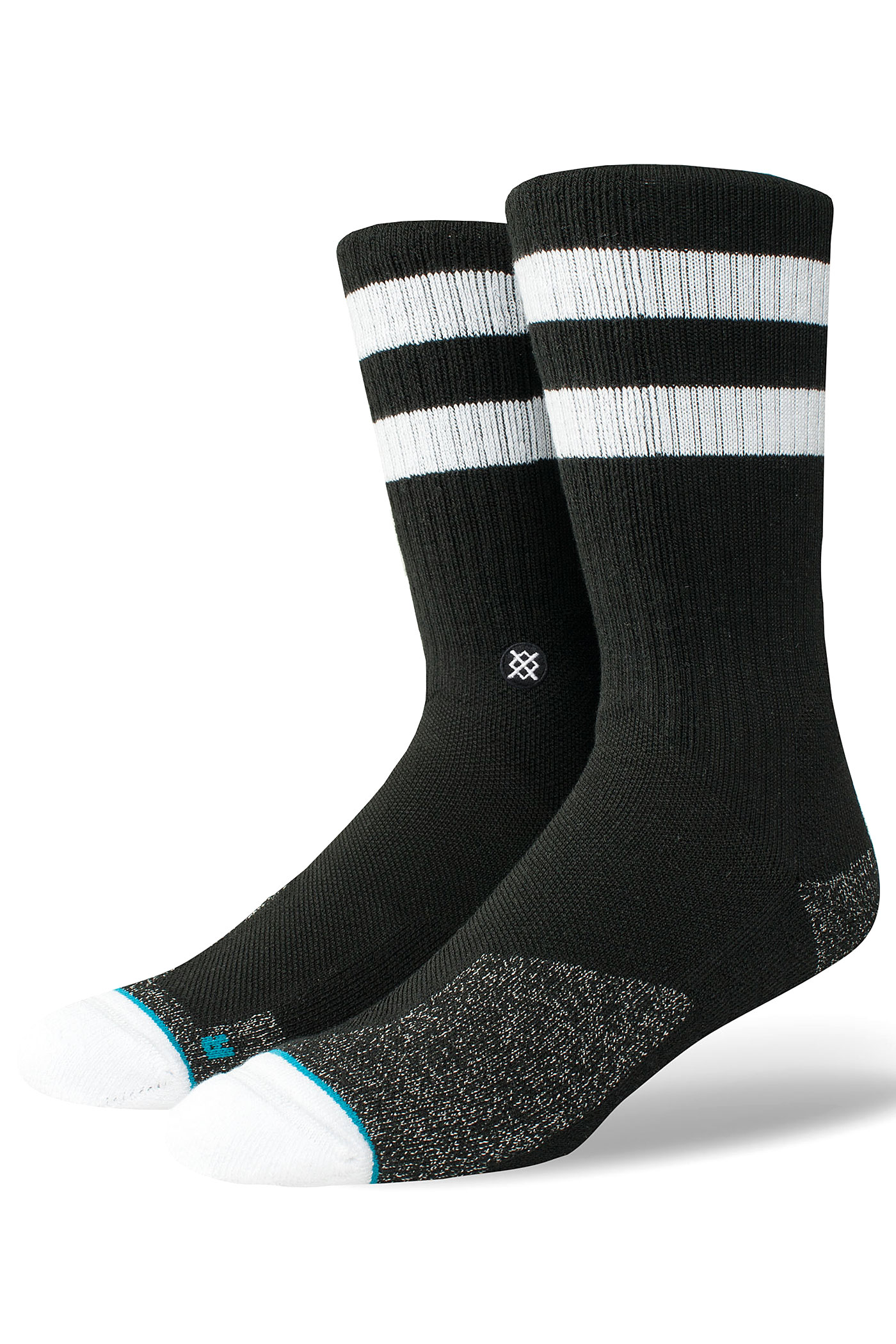 stance skate deathless v2 chaussettes us 6 12 black achetez sur skatedeluxe. Black Bedroom Furniture Sets. Home Design Ideas