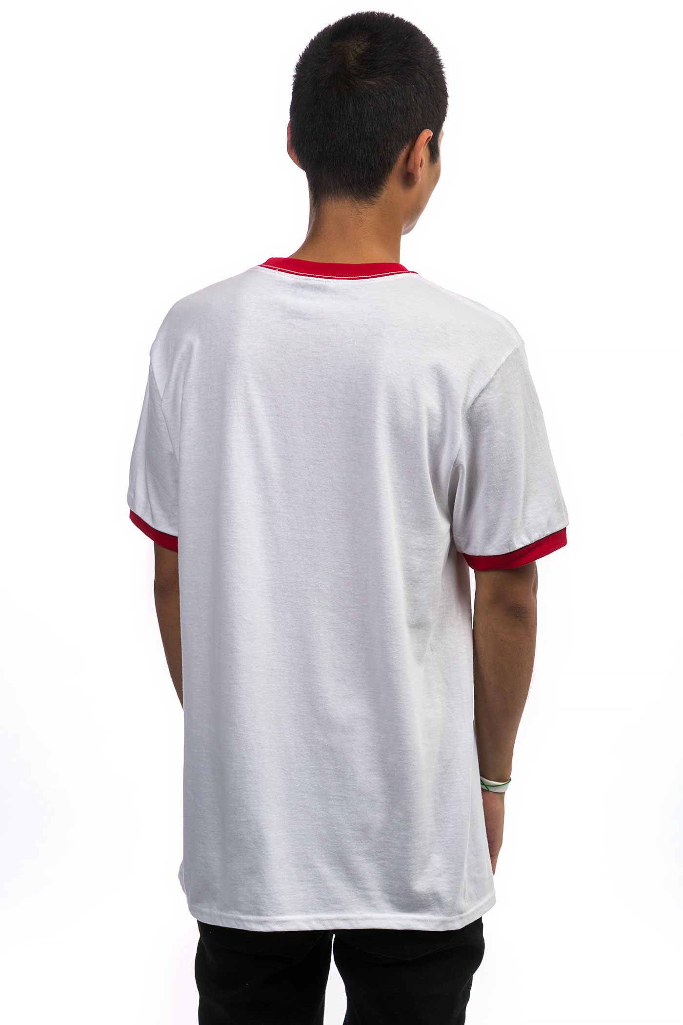 HOCKEY Battery T-Shirt (white) buy at skatedeluxe 981f65ad2