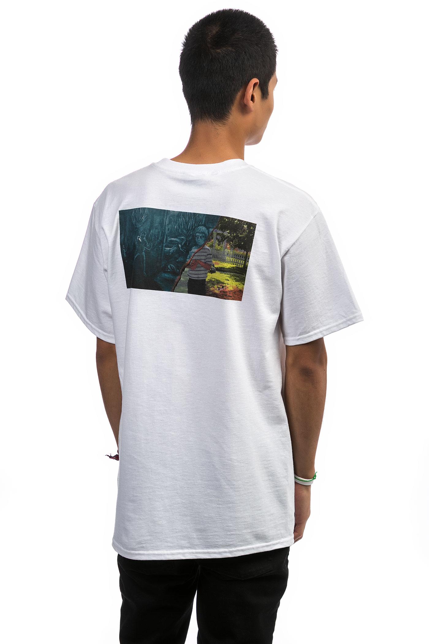 HOCKEY John s Nightmare T-Shirt (white) buy at skatedeluxe b0545ef59