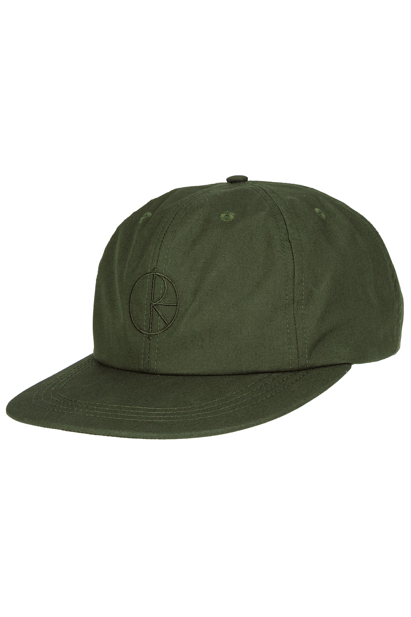 26151ff3047 Polar Skateboards Waxed Cotton 6 Panel Unstructured Cap .