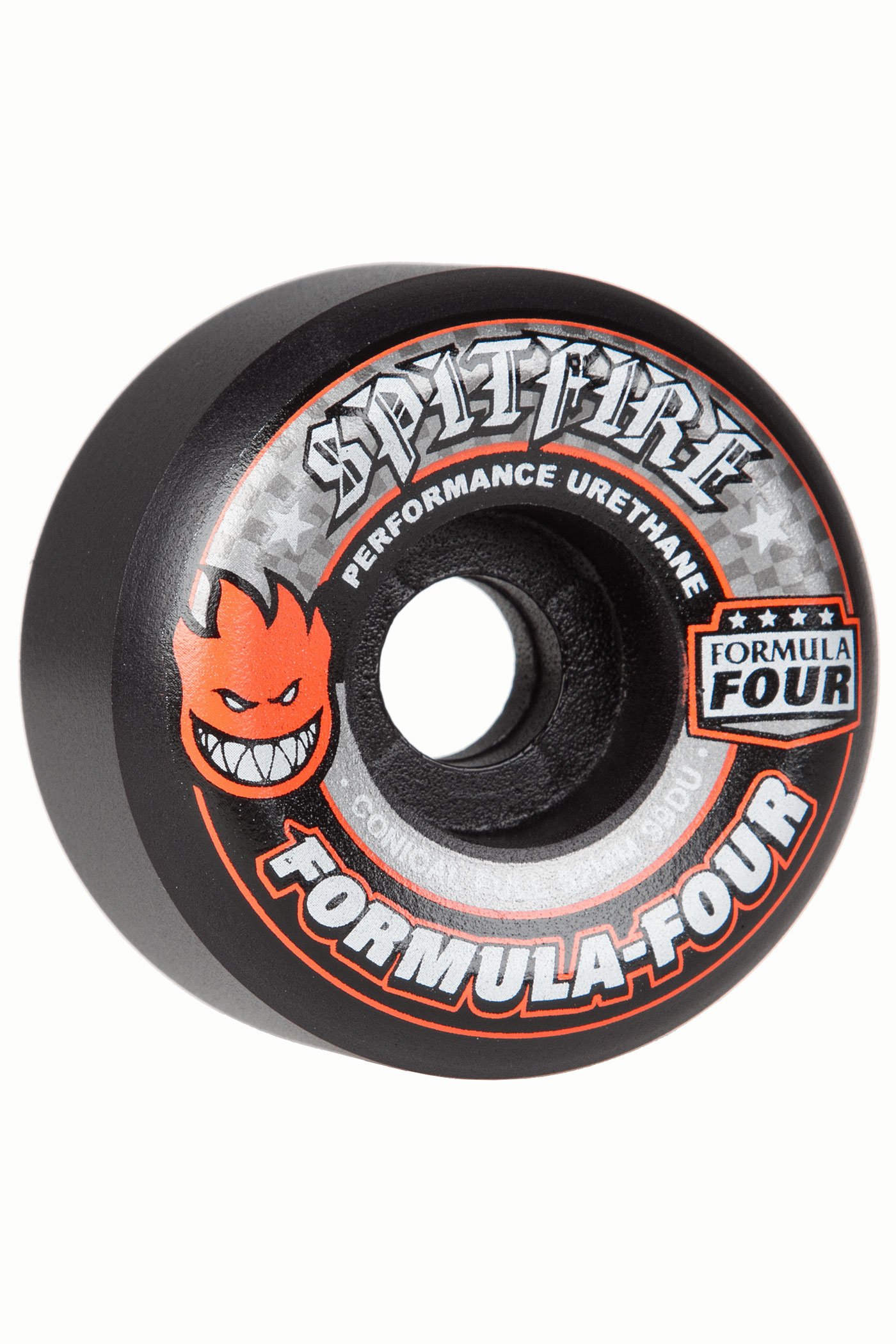 Spitfire Formula Four Conical Full 101D Skateboard Wheels ...