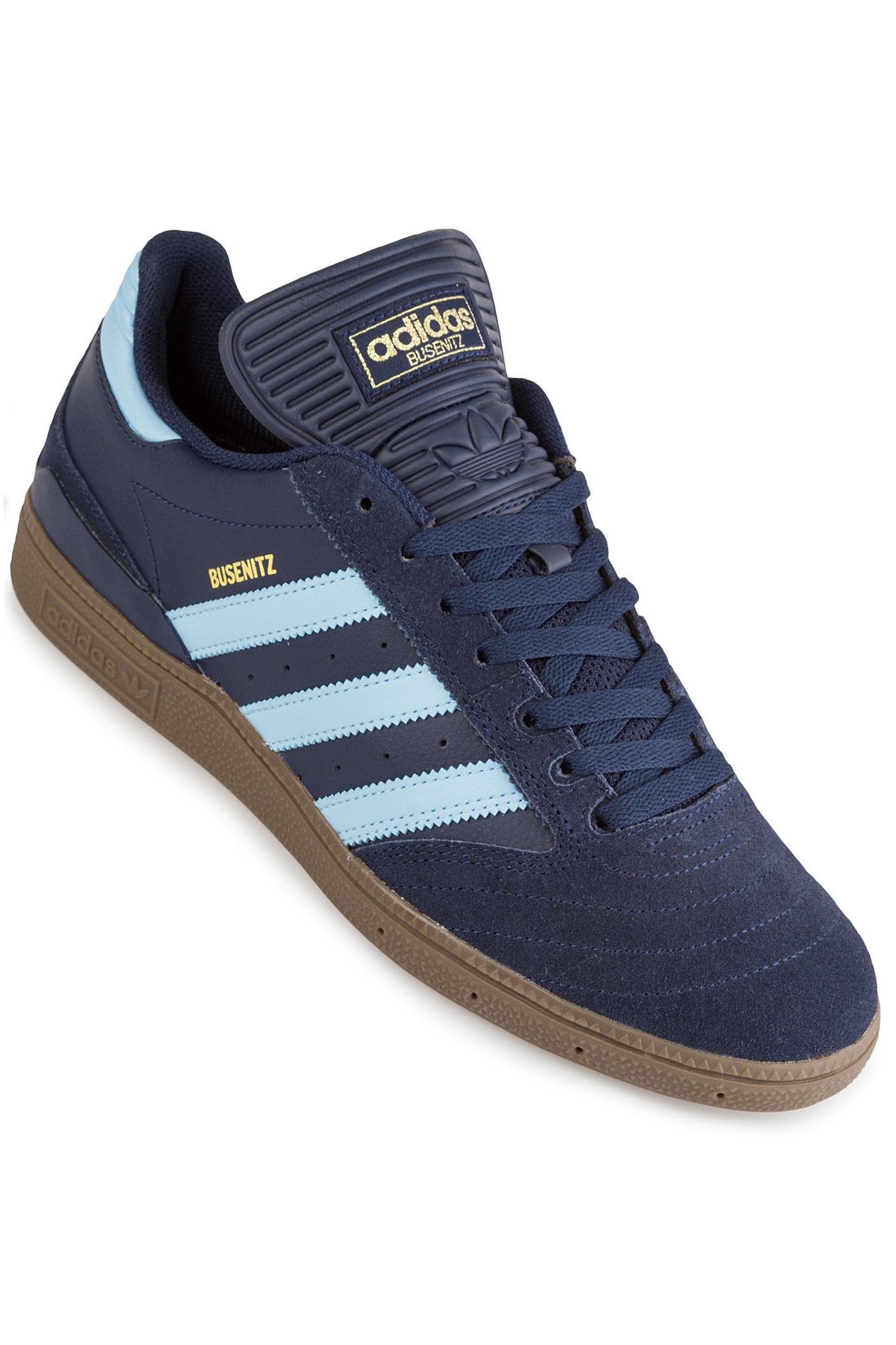 Clear Blue Skateboarding Navy Adidas Gum Chaussurecollegiate Busenitz 4c5AjR3Lq