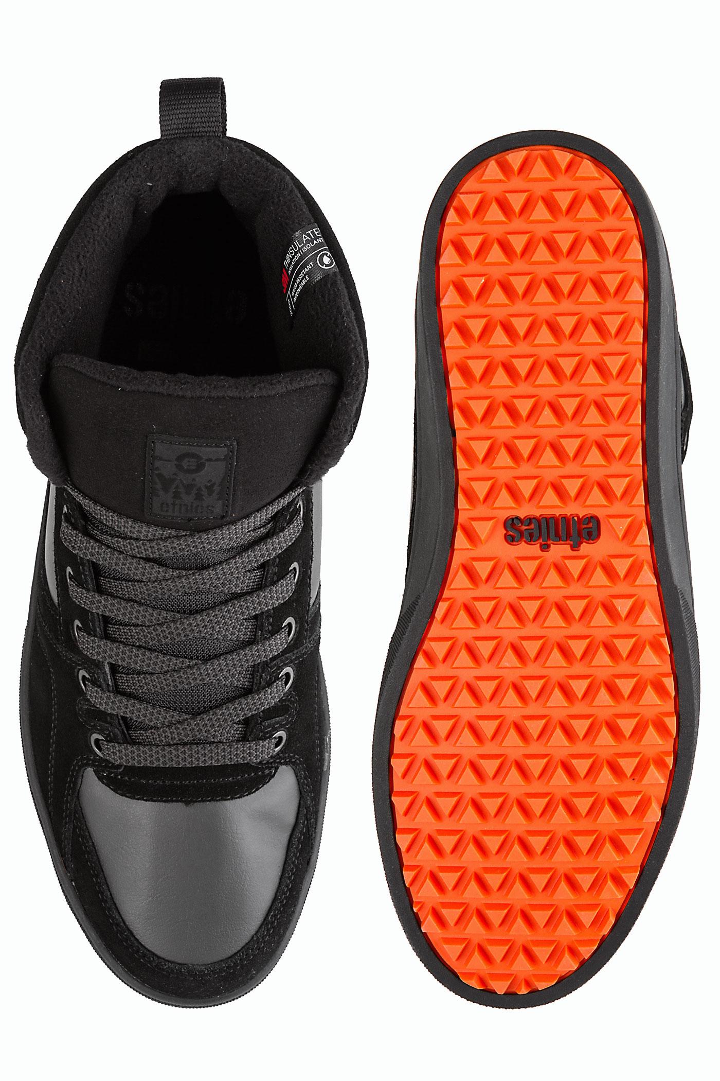 Dark Etnies Harrison Htw Grey Chaussureblack Gum RjL4A53q