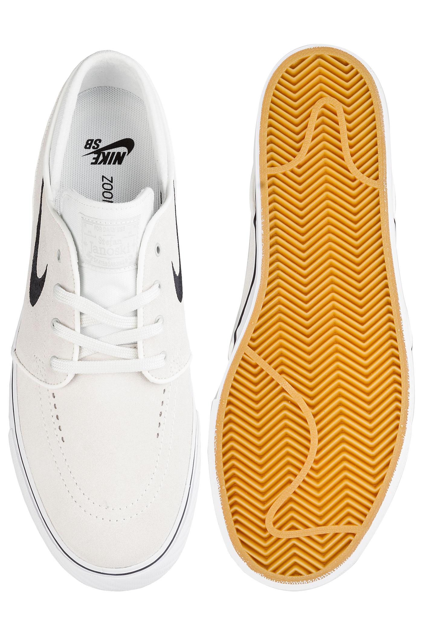 White Chaussuresummit Janoski Sb Zoom Nike Black Stefan tCQrhxsd