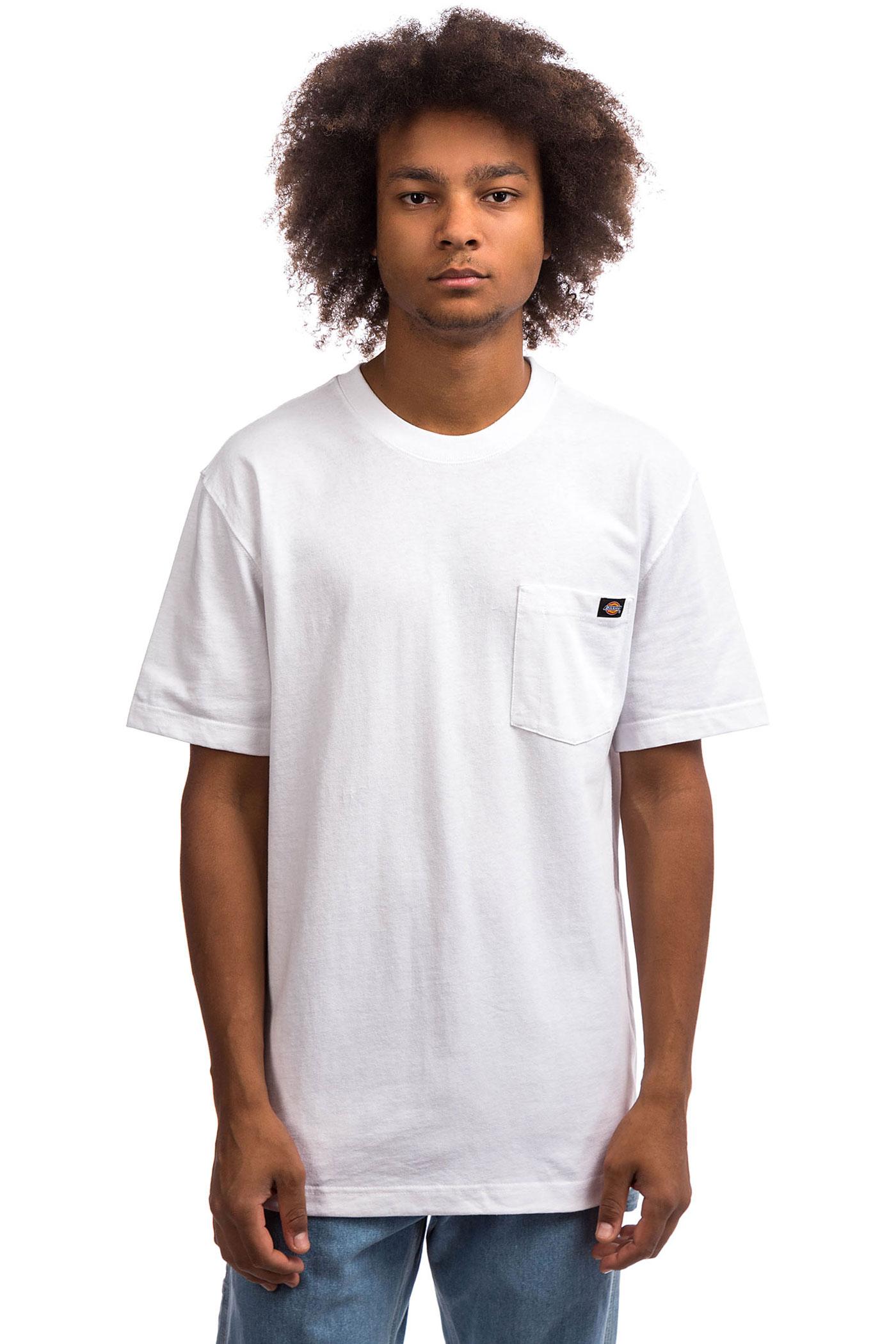 S Dickies shirtwhite Pocket s T 1TF3JclK