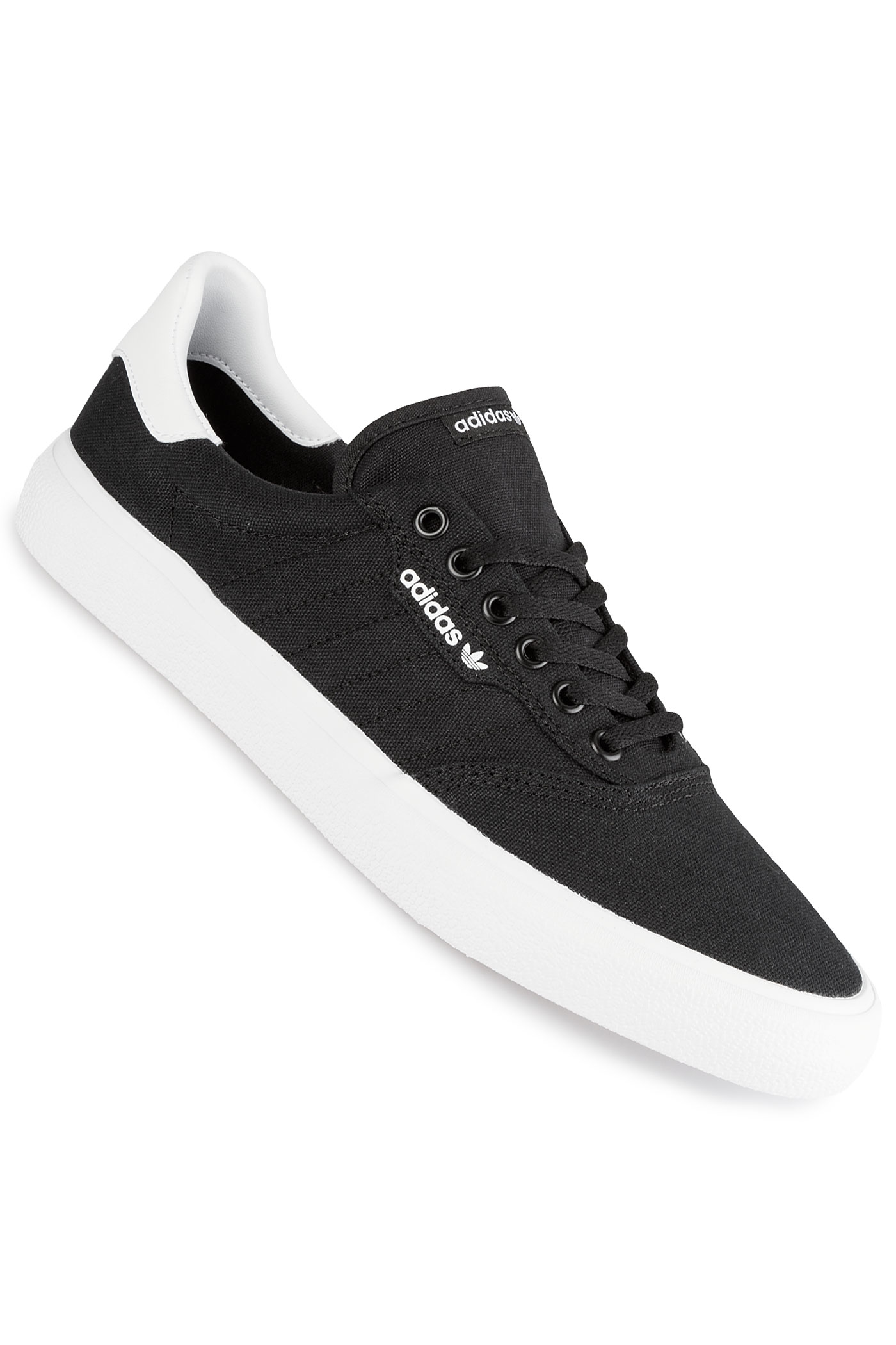 Skateboarding Core 3mc White Chaussurecore Black Adidas mgvf6yIYb7