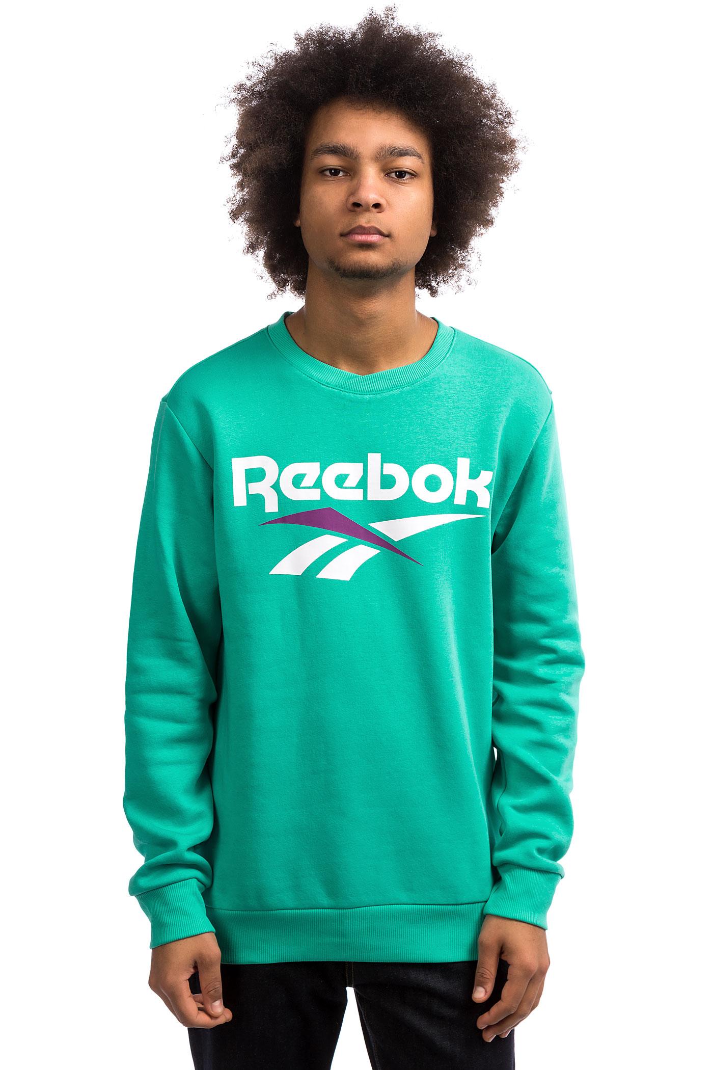 Sweatshirttimeless V Teal V Teal Cl Cl Sweatshirttimeless Reebok Reebok Cl V Reebok OZPkiuX