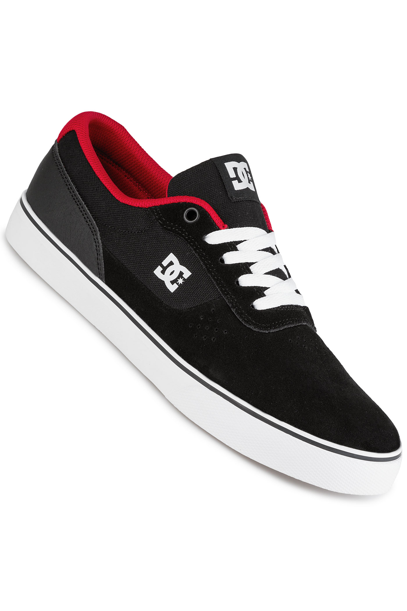 Chaussureblack Athletic Dc Switch Red DEH9IW2