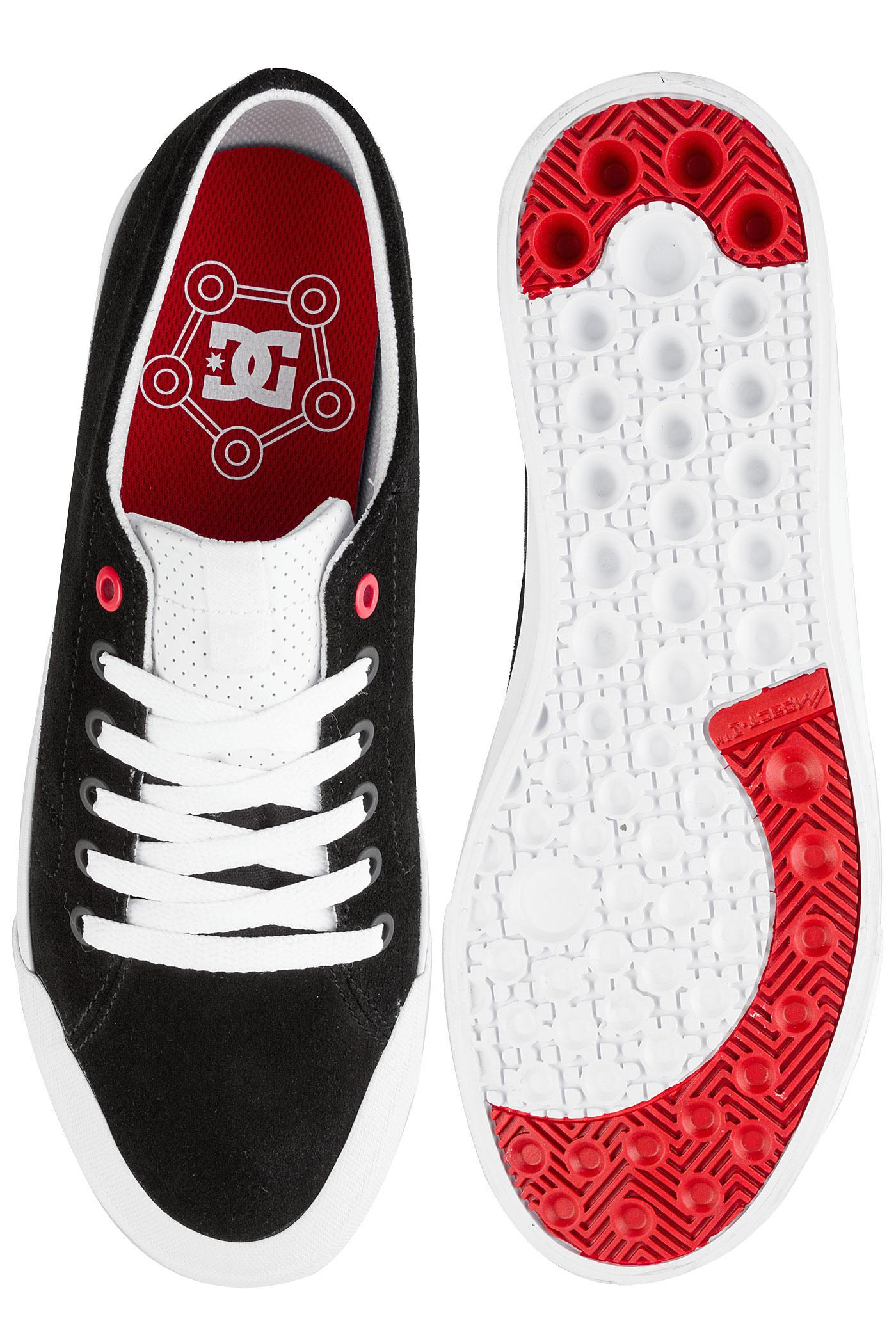 Lo Athletic Evan Dc Chaussureblack Red S Zero bfgyY76