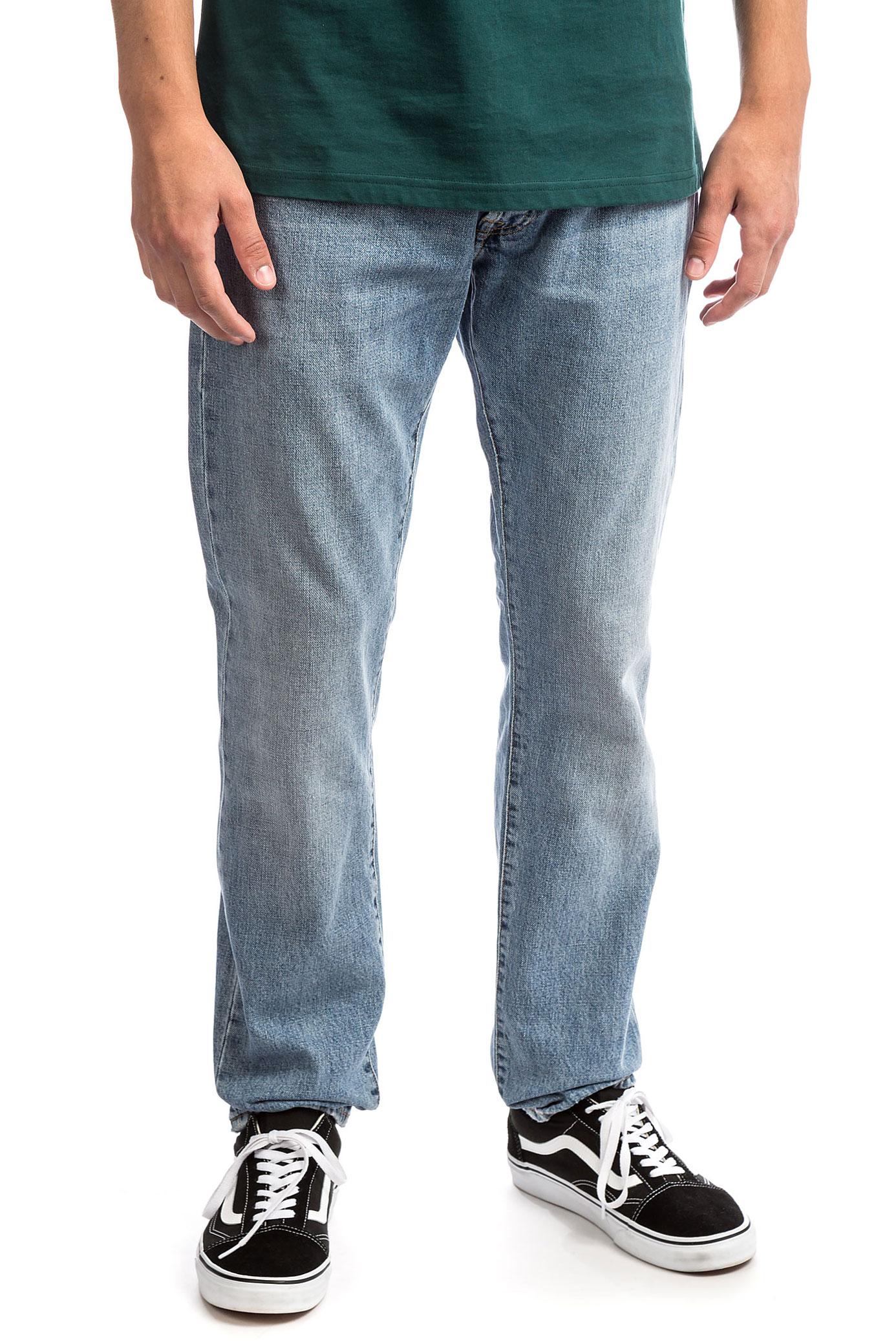 Pant Klondike Jeansblue Bleached Wip Edgewood Coast Carhartt hdQrsxtC