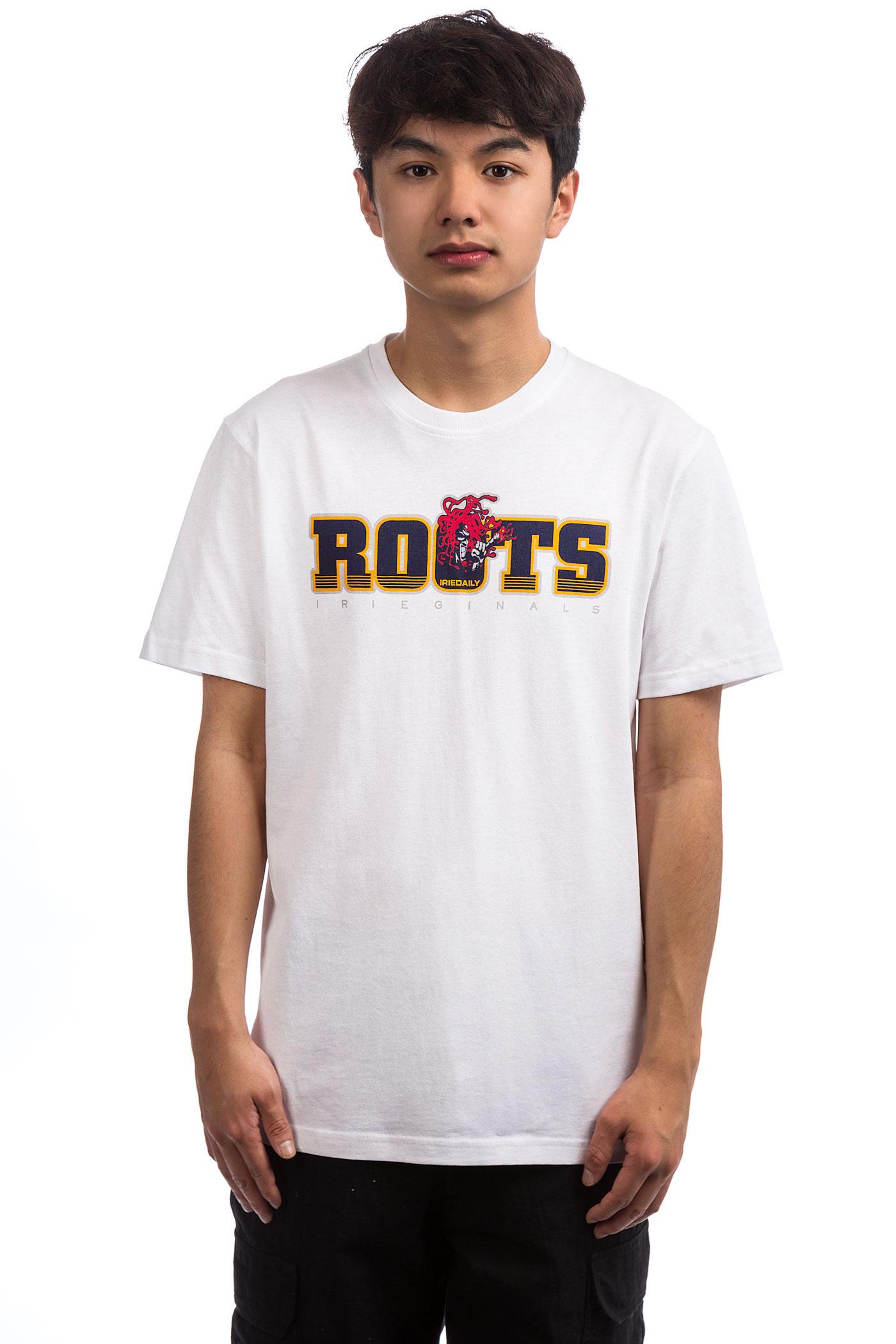 Iriedaily Roots T T shirtwhite Iriedaily Roots Iriedaily Roots shirtwhite Iriedaily Roots T shirtwhite 54qARcL3j