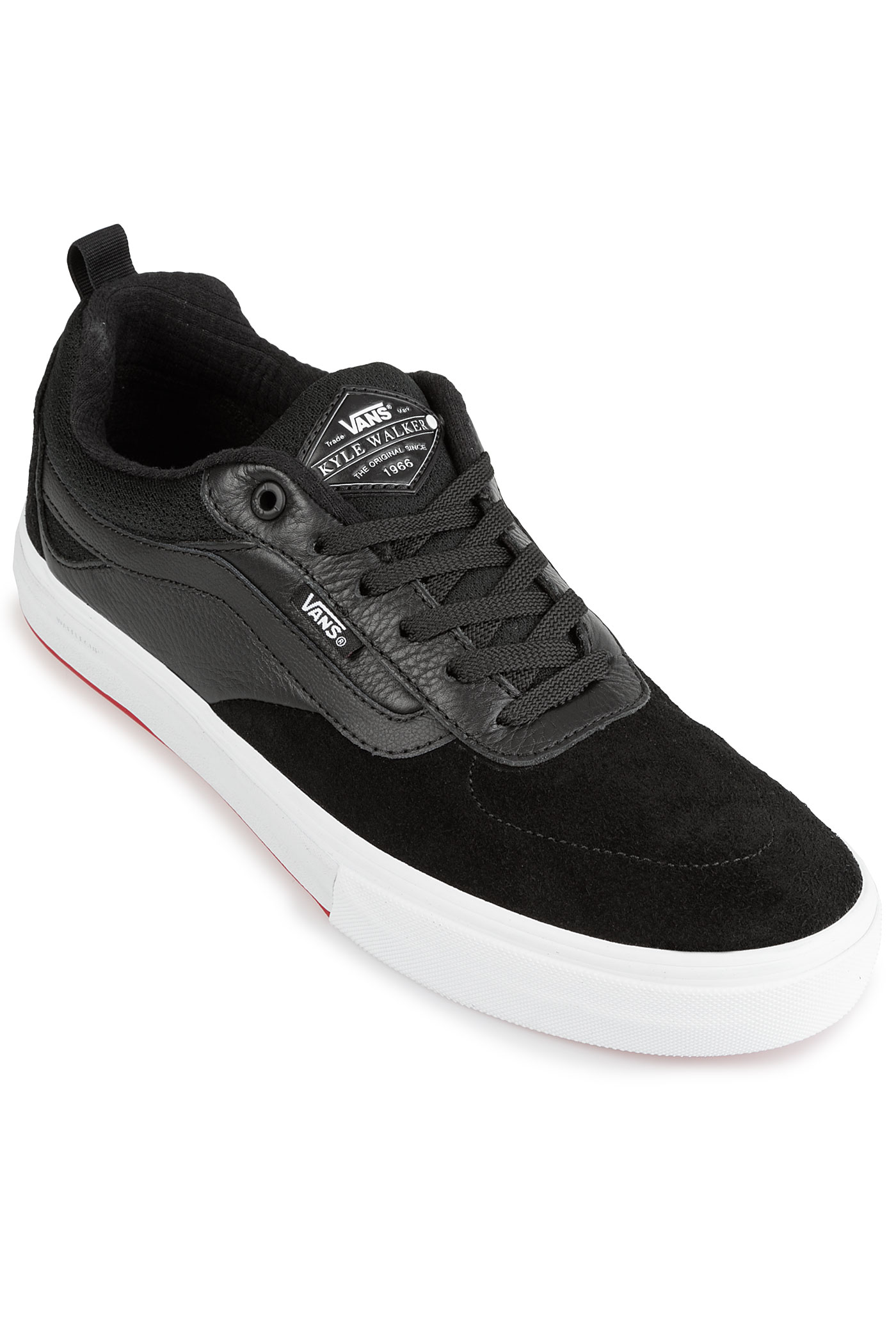 Vans Kyle Pro Chaussureblack Red Walker bIf7Ygyv6