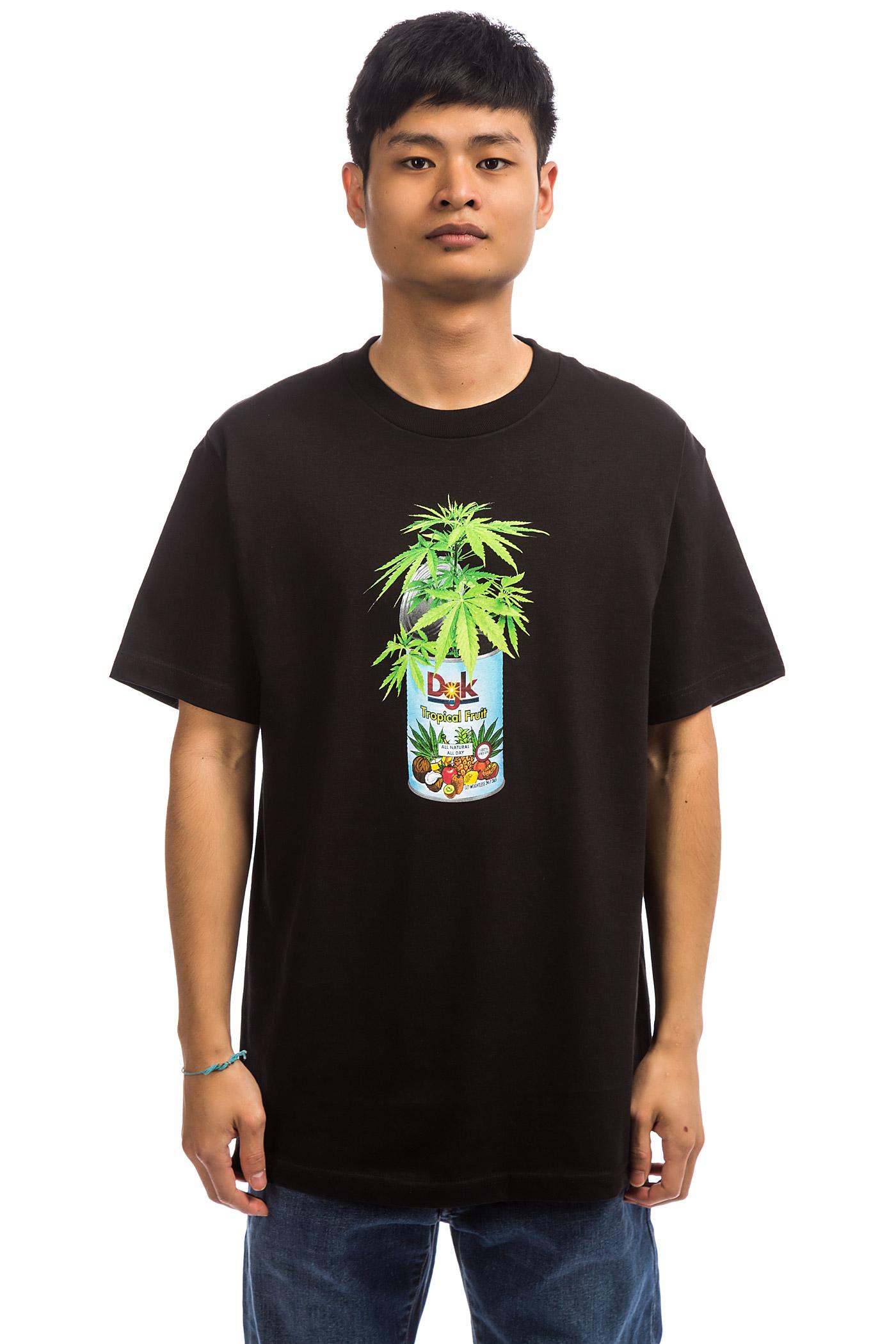 Skateboards Dgk Tropical shirtblack Fruit T trhQxdCs