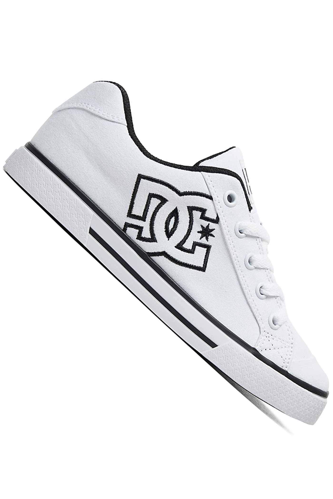 Womenwhite White Tx Chaussure Black Dc Chelsea KFlc1JuT3
