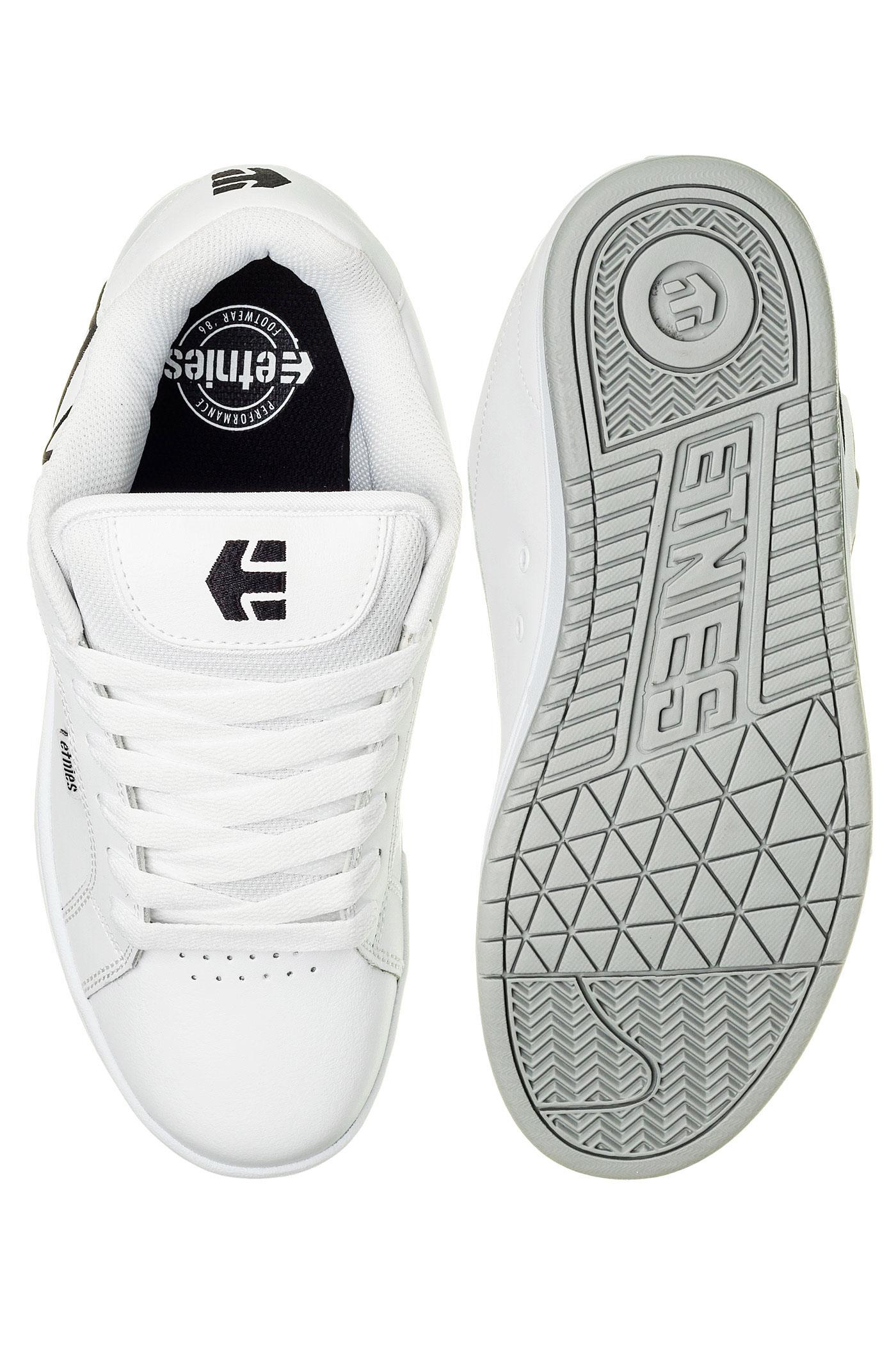 Chaussurewhite Fader Etnies Fader Chaussurewhite Silver Etnies Silver DH9W2IYbEe