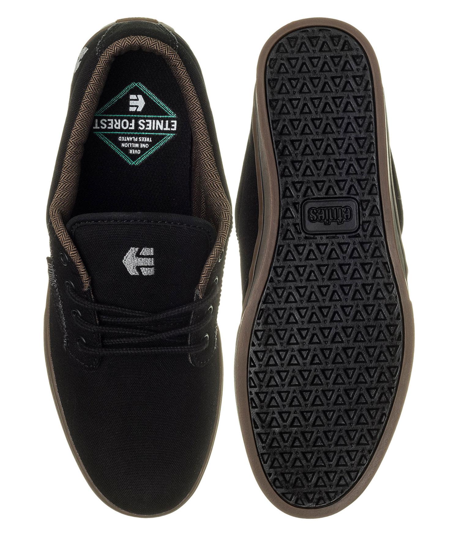 2 Gum Jameson Chaussureblack Eco Charcoal Etnies LpSUVGqzM