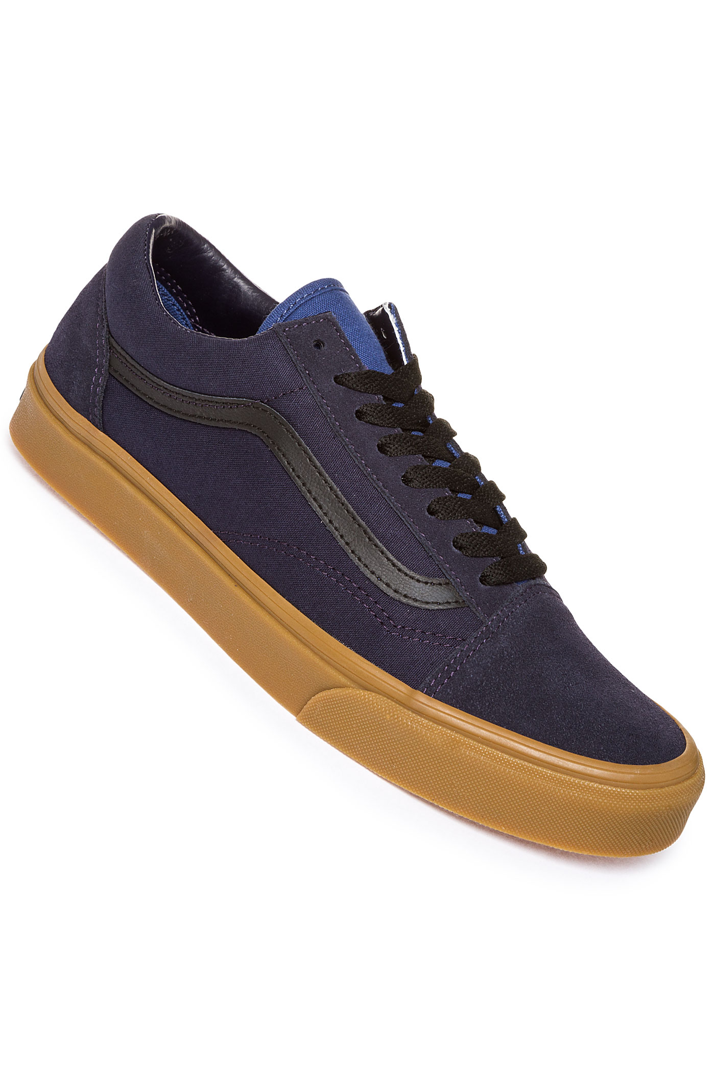 Skool Old Sky True Vans Navy Chaussurenight Gum wvN0Om8n