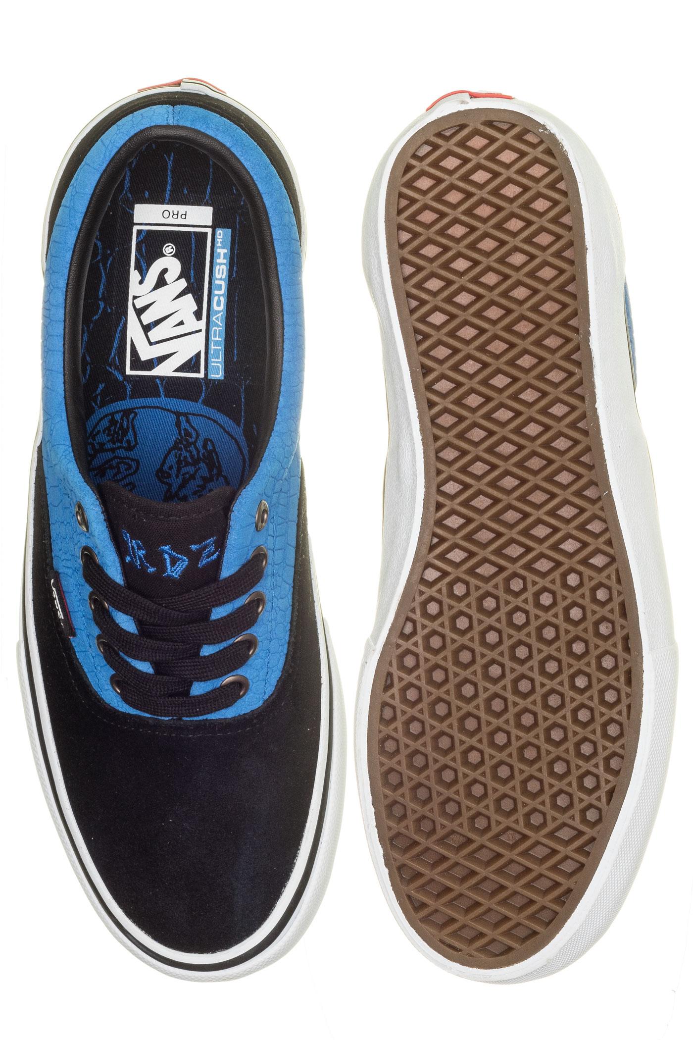 Rowan Zorilla Pro Vans Era Chaussureblack WDH9IEY2be