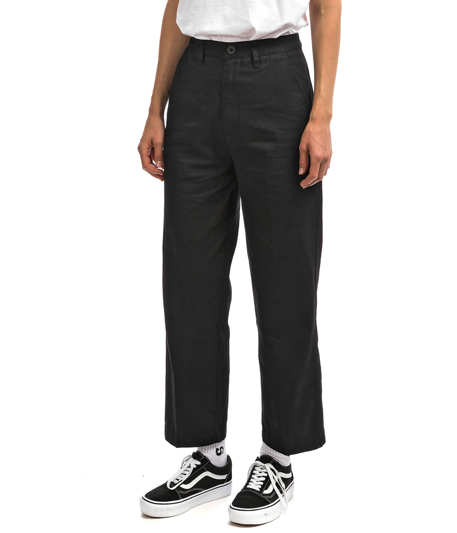 Womenblack Cruz Santa Pantalons Nolan Chino DeE2HW9IY