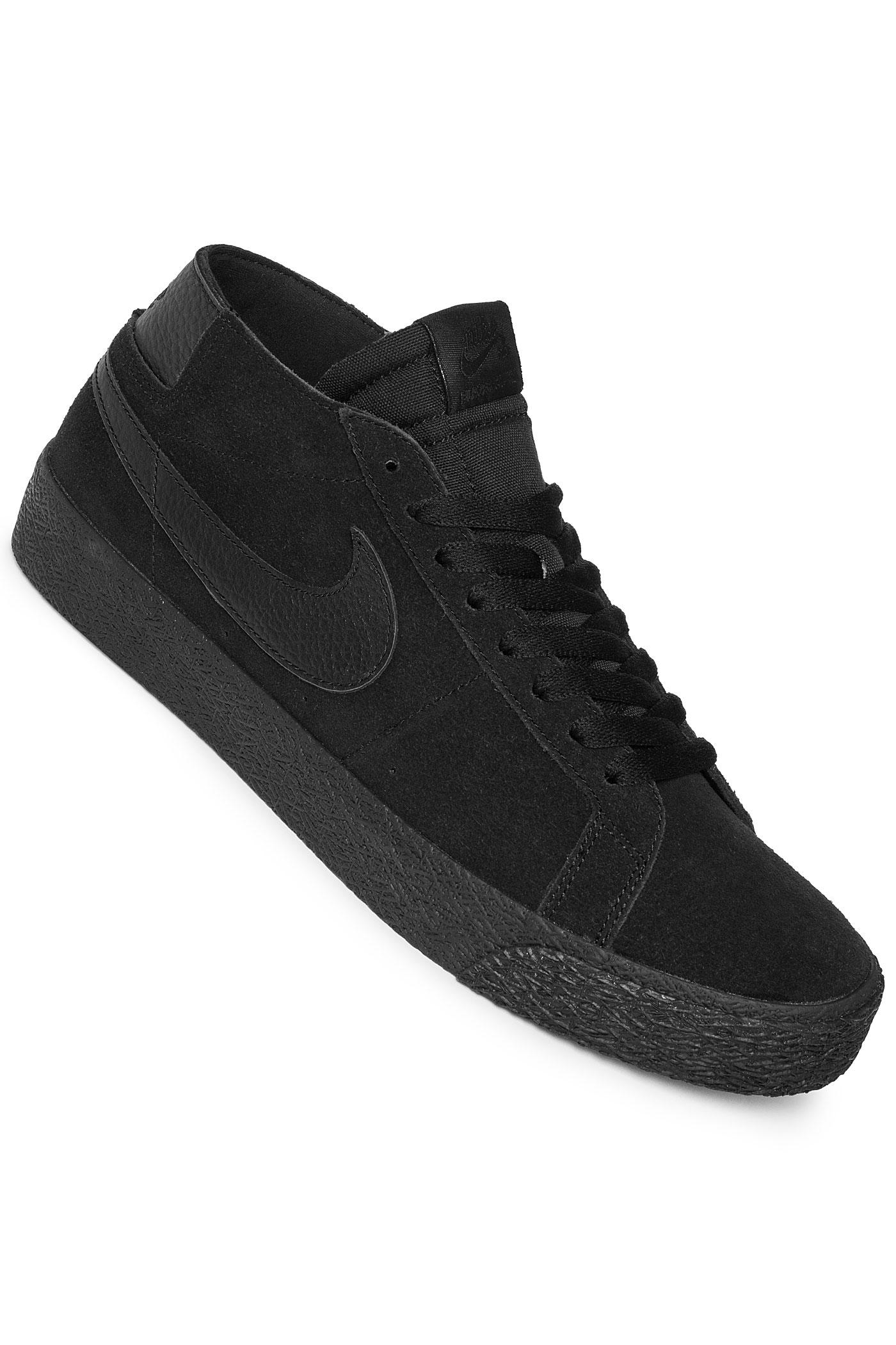 Chaussureblack Black Sb Chukka Nike Blazer Zoom TFJu3l1Kc