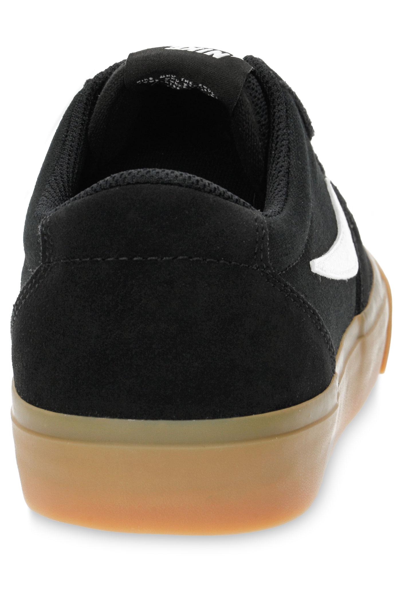 Solarsoft Gum Sb Nike Chron Chaussureblack White CthsQrd