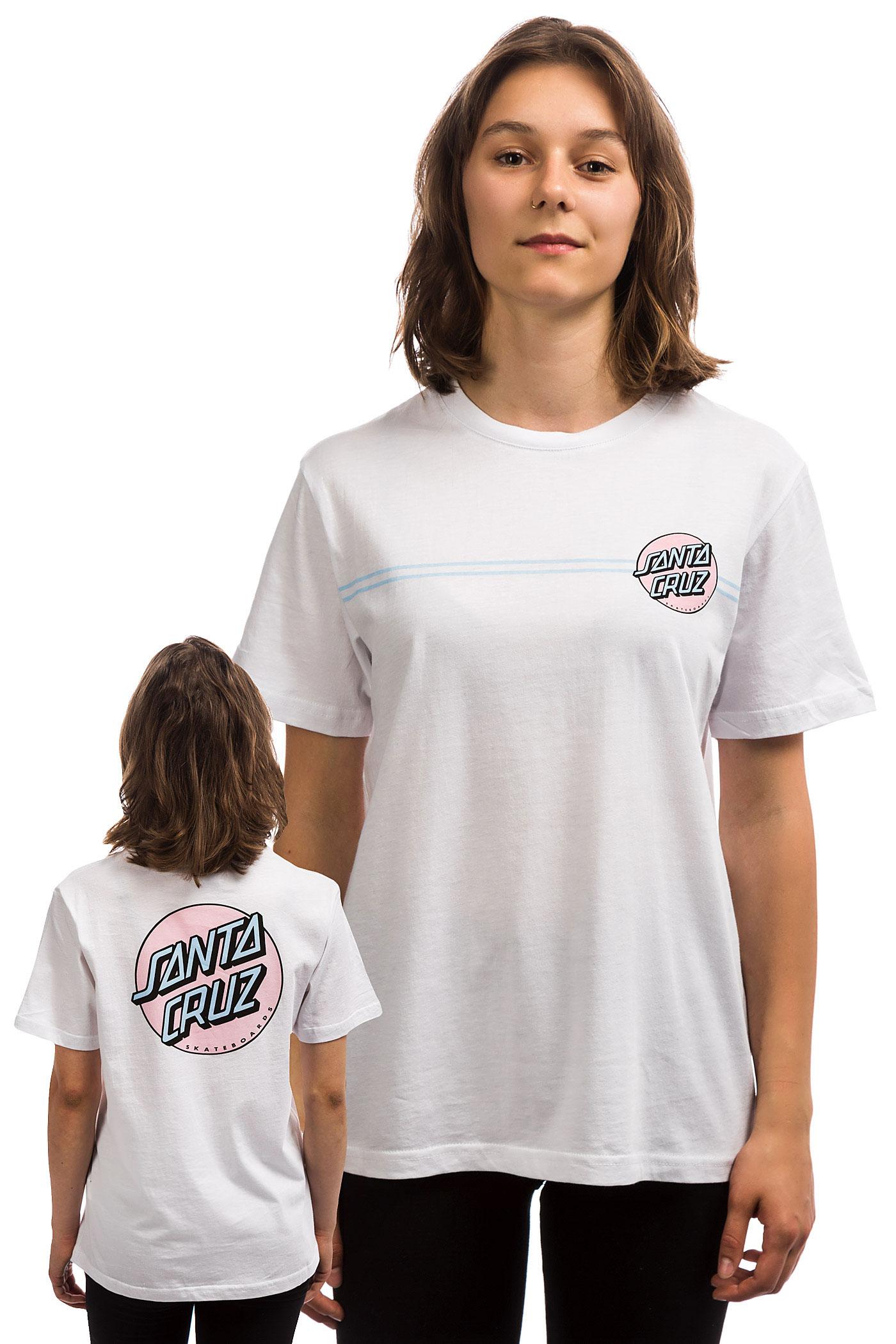 Classic T Santa Dot Womenwhite Og shirt Cruz DH9IWE2