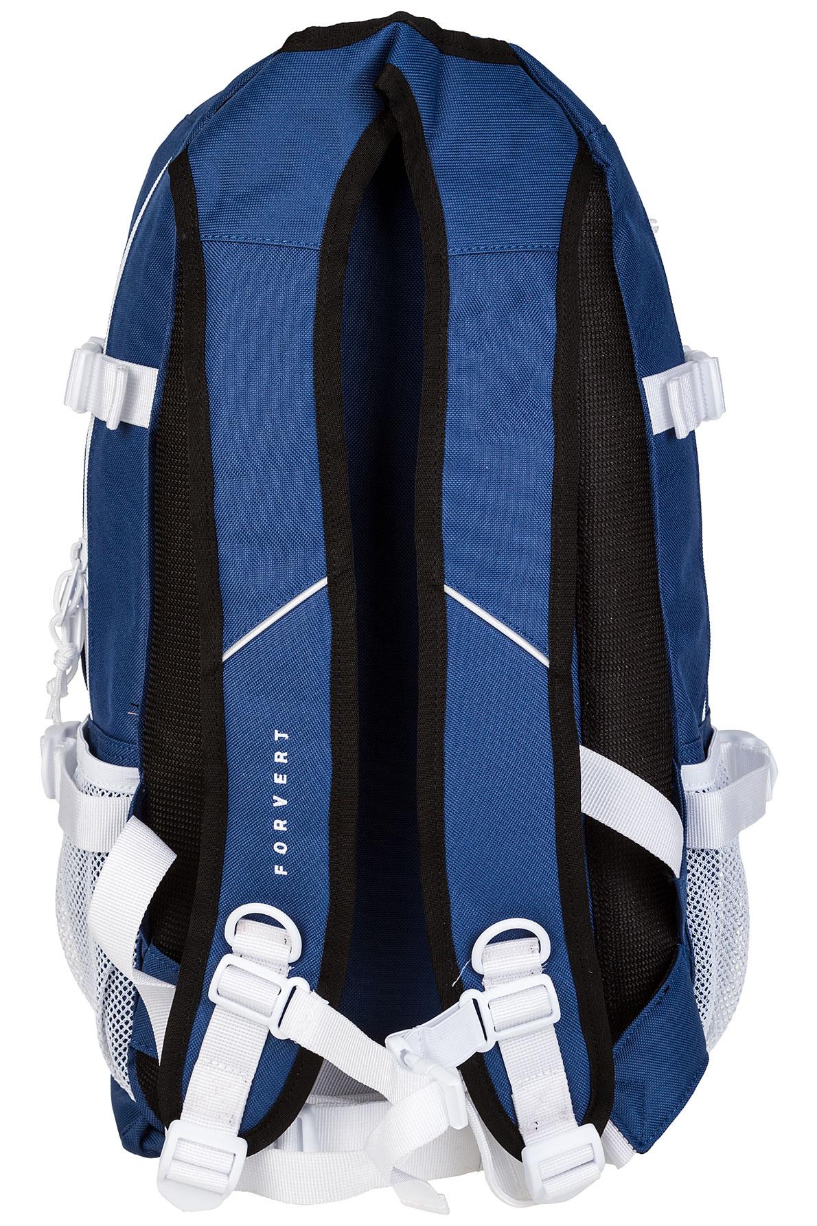 forvert ice louis rucksack 20l blue kaufen bei skatedeluxe. Black Bedroom Furniture Sets. Home Design Ideas