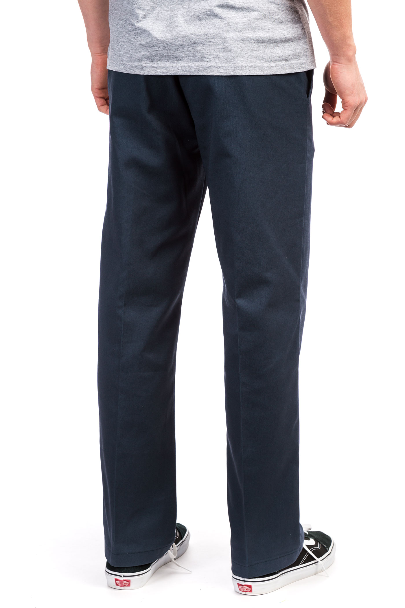 dickies o dog 874 workpant pants navy blue buy at. Black Bedroom Furniture Sets. Home Design Ideas