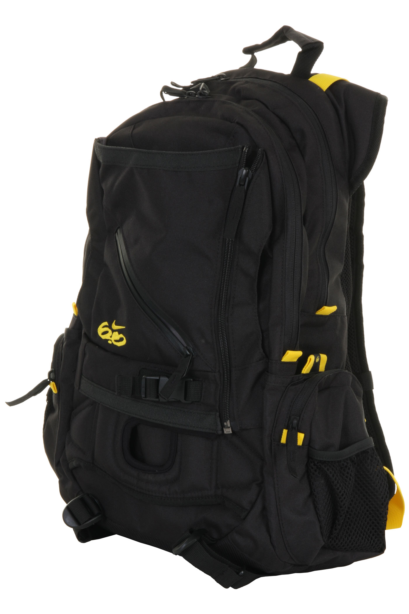 nike air force 1 pas de femme cher - Nike SB Triad Backpack (black black midwest gold) buy at skatedeluxe