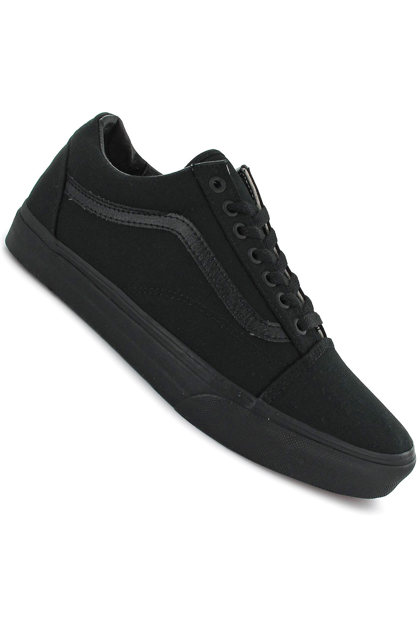 vans old skool shoes black black buy at skatedeluxe. Black Bedroom Furniture Sets. Home Design Ideas