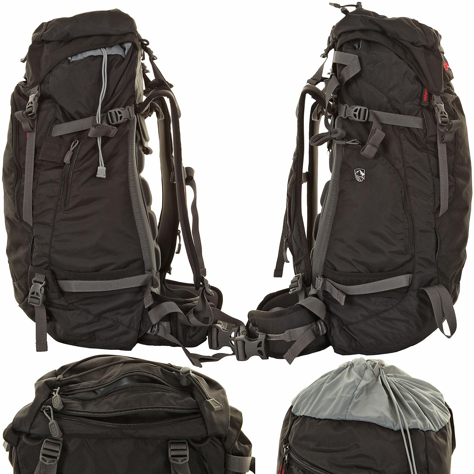 Dakine Poacher Backpack (black) buy at skatedeluxe