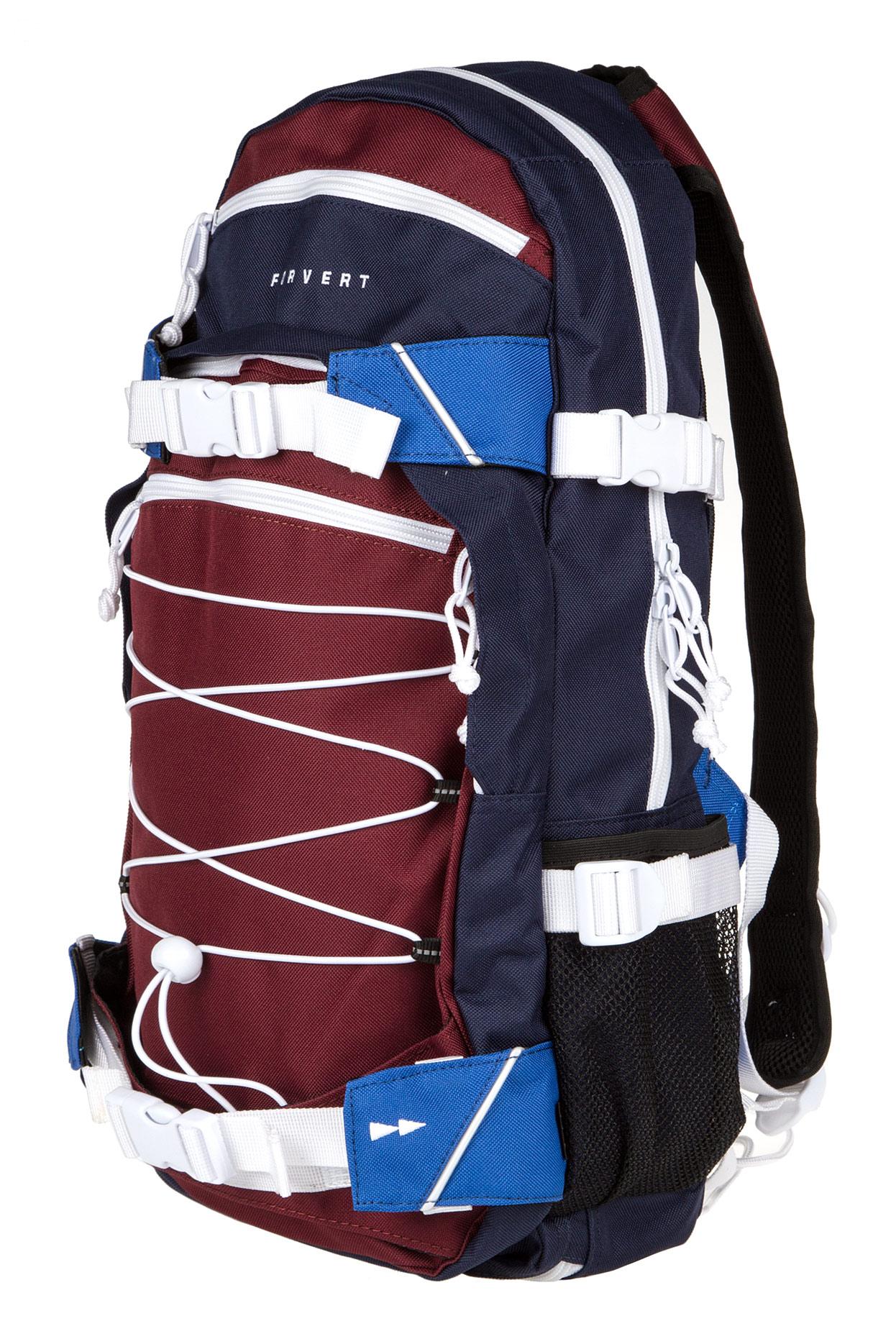 forvert ice louis backpack 20l multicolour iv buy at skatedeluxe. Black Bedroom Furniture Sets. Home Design Ideas
