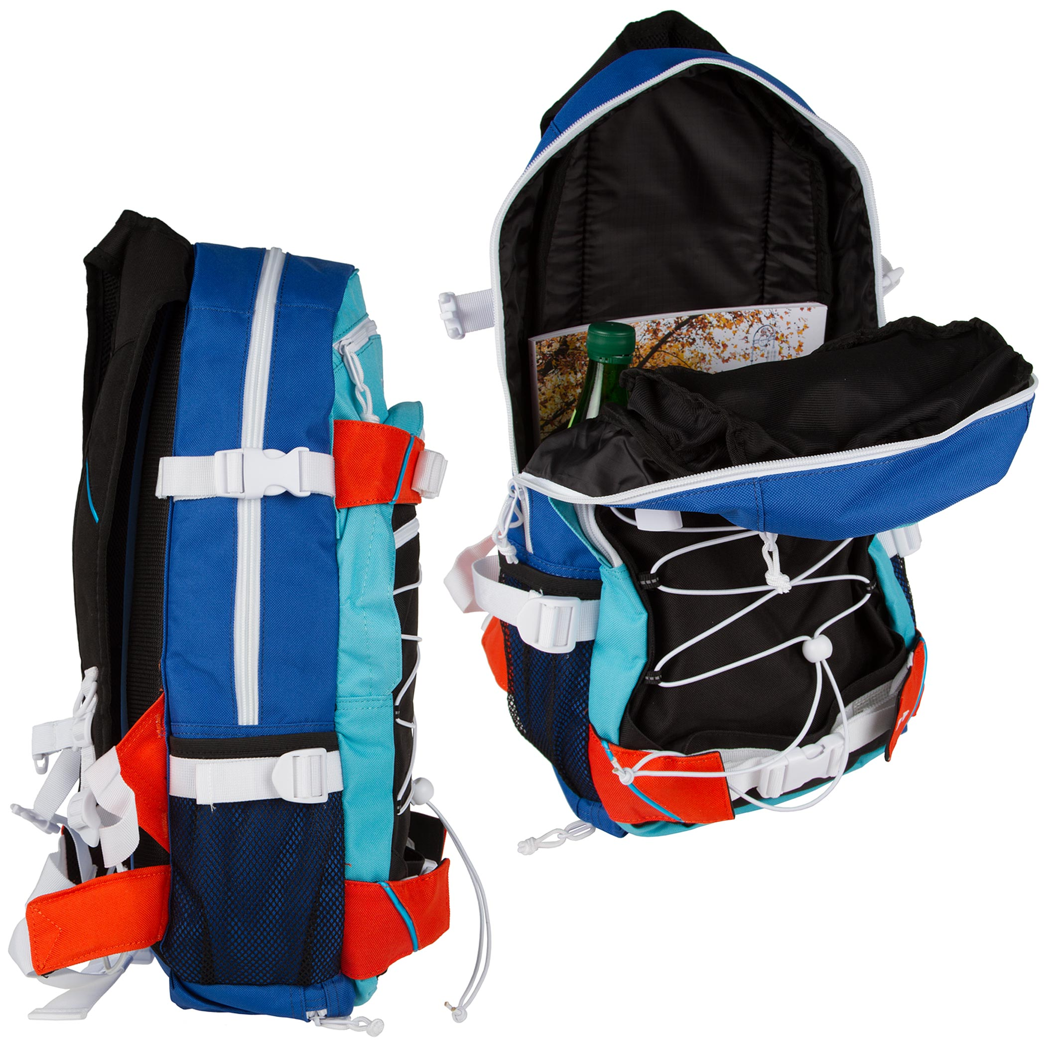 forvert ice louis backpack 20l multicolour vii buy at. Black Bedroom Furniture Sets. Home Design Ideas