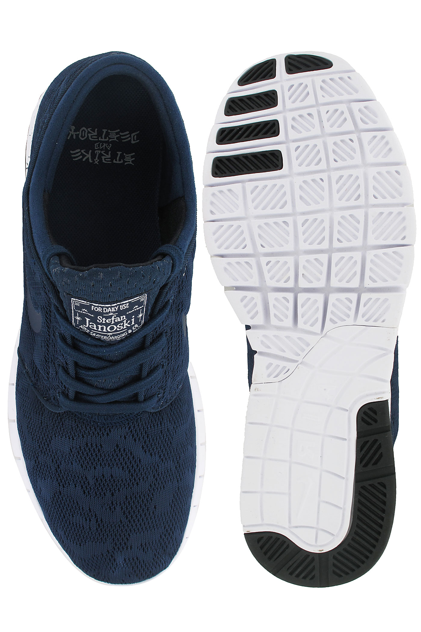 nike discount cortez - Nike SB Stefan Janoski Max Schuh (midnight navy white) kaufen bei ...
