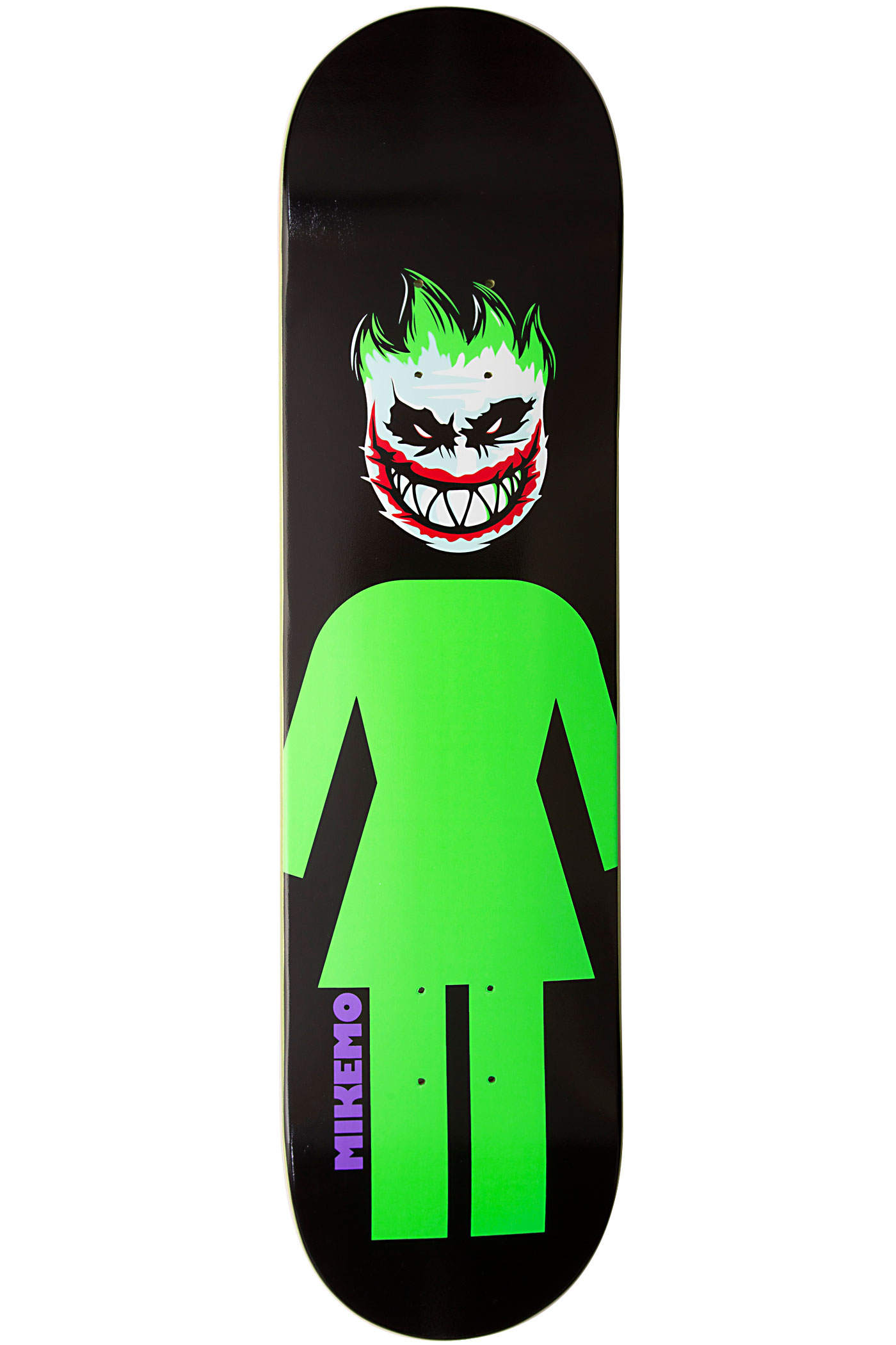 girl capaldi joker 8 planche skate achetez sur skatedeluxe. Black Bedroom Furniture Sets. Home Design Ideas