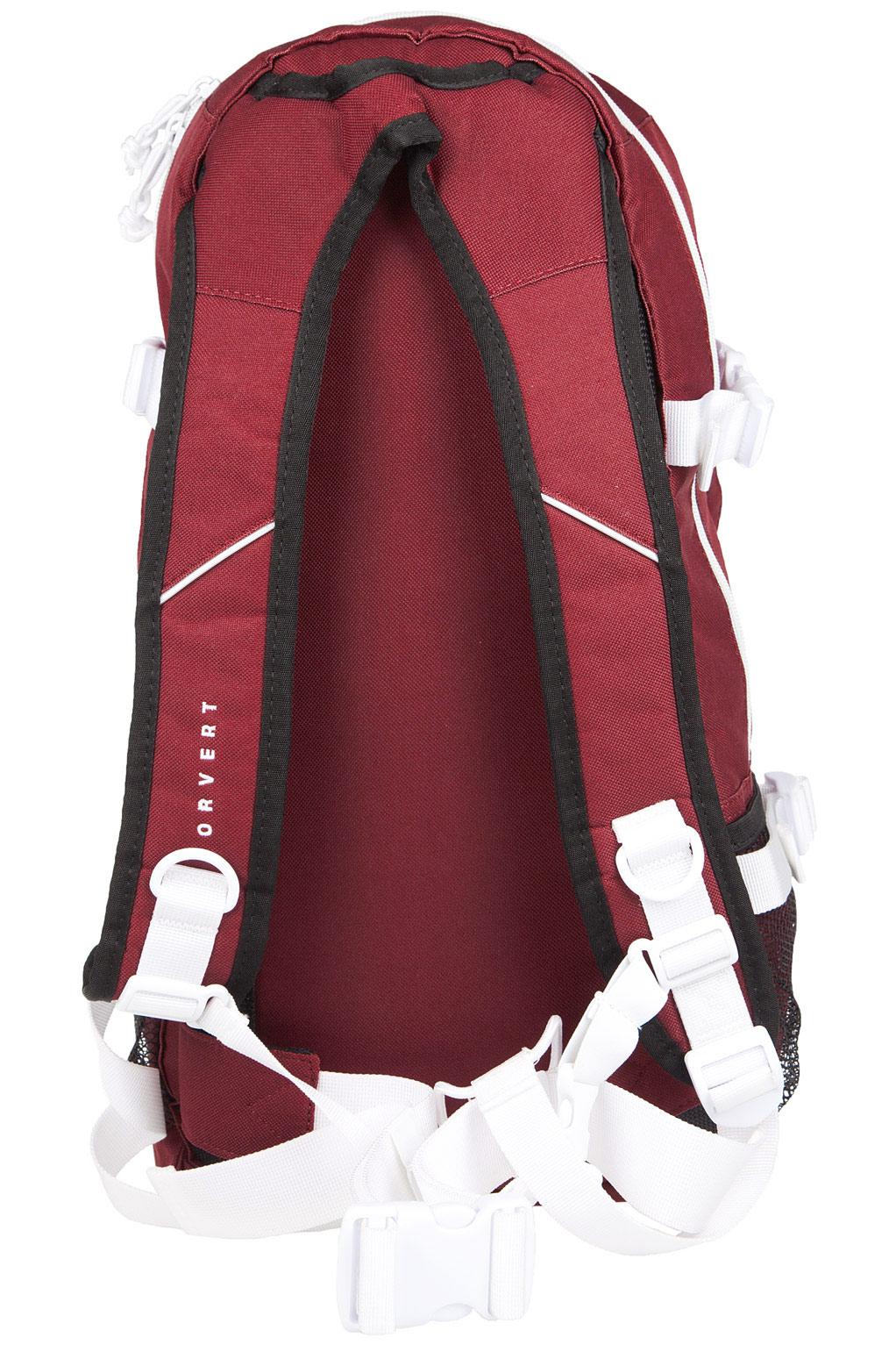 forvert ice louis backpack 20l burgundy buy at skatedeluxe. Black Bedroom Furniture Sets. Home Design Ideas