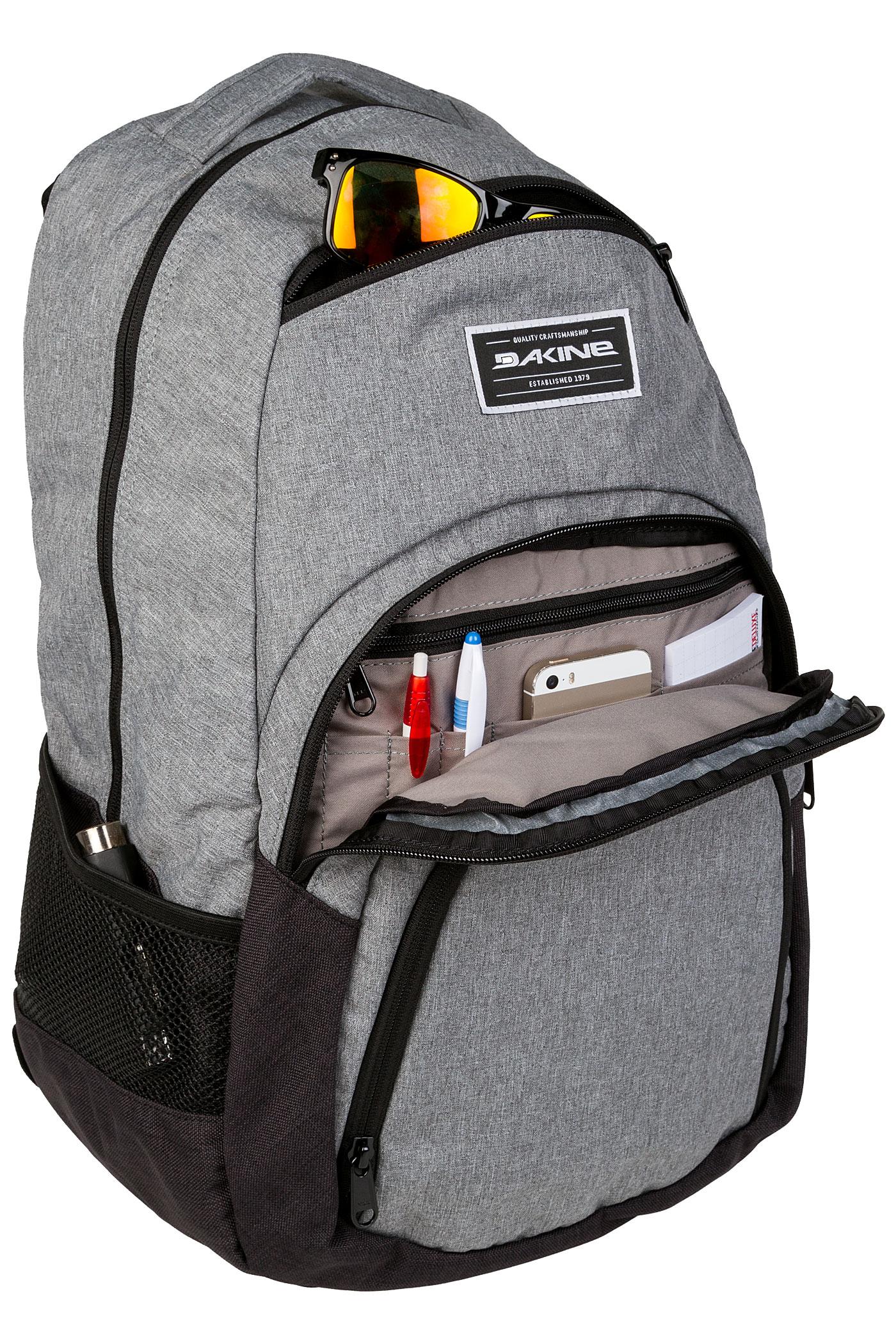 dakine campus backpack 33l sellwood buy at skatedeluxe. Black Bedroom Furniture Sets. Home Design Ideas