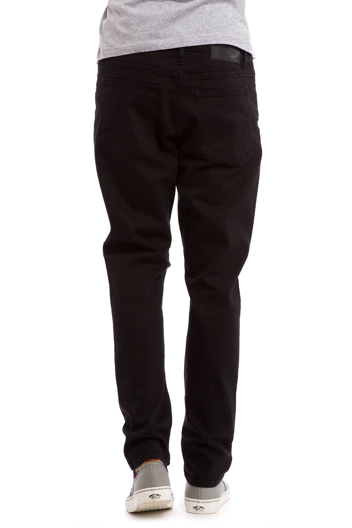 Cheap Monday Dropped Jeans (new black) buy at skatedeluxe