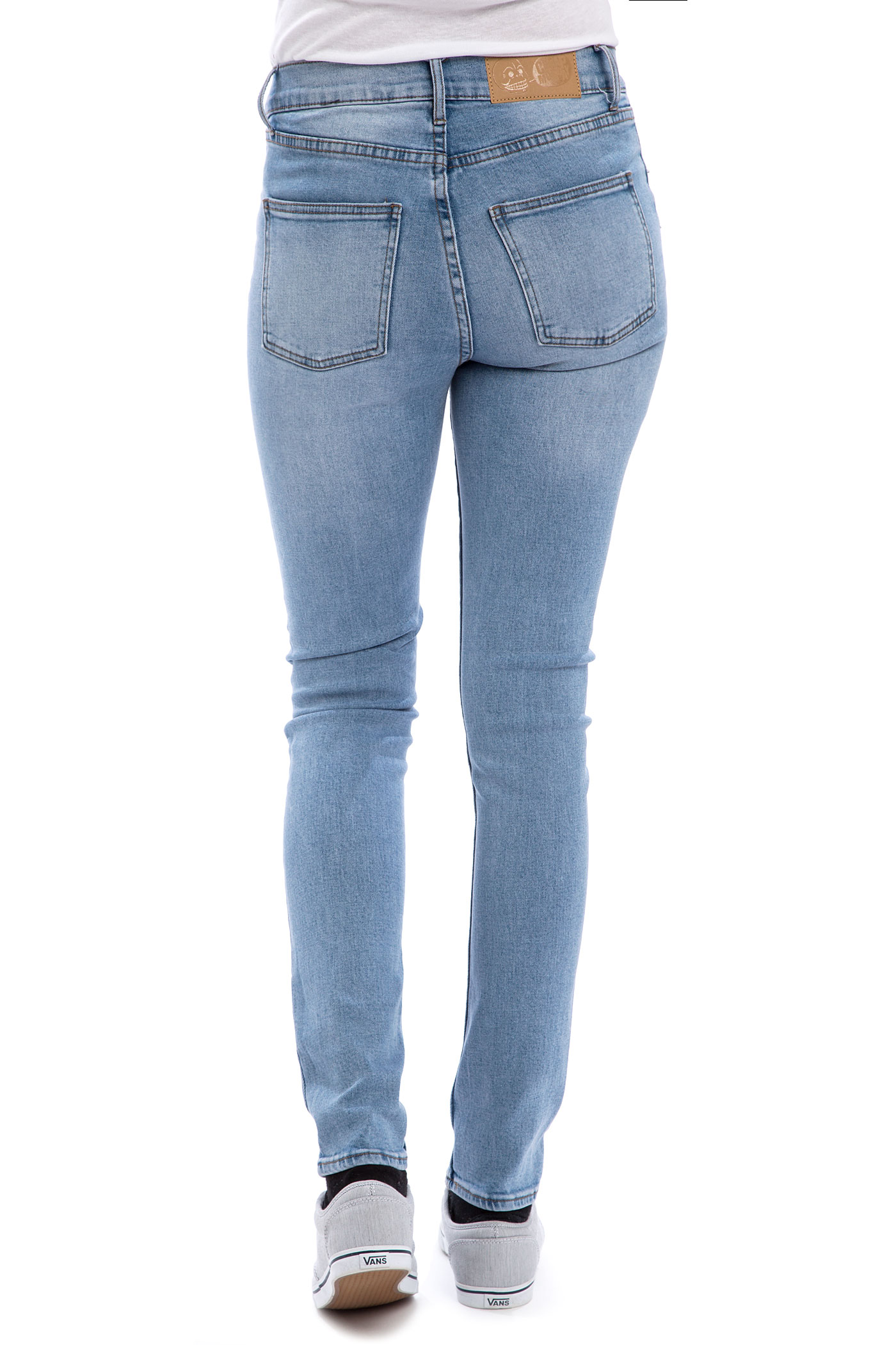 Streetwear pants slim fit jeans cheap monday second skin jeans