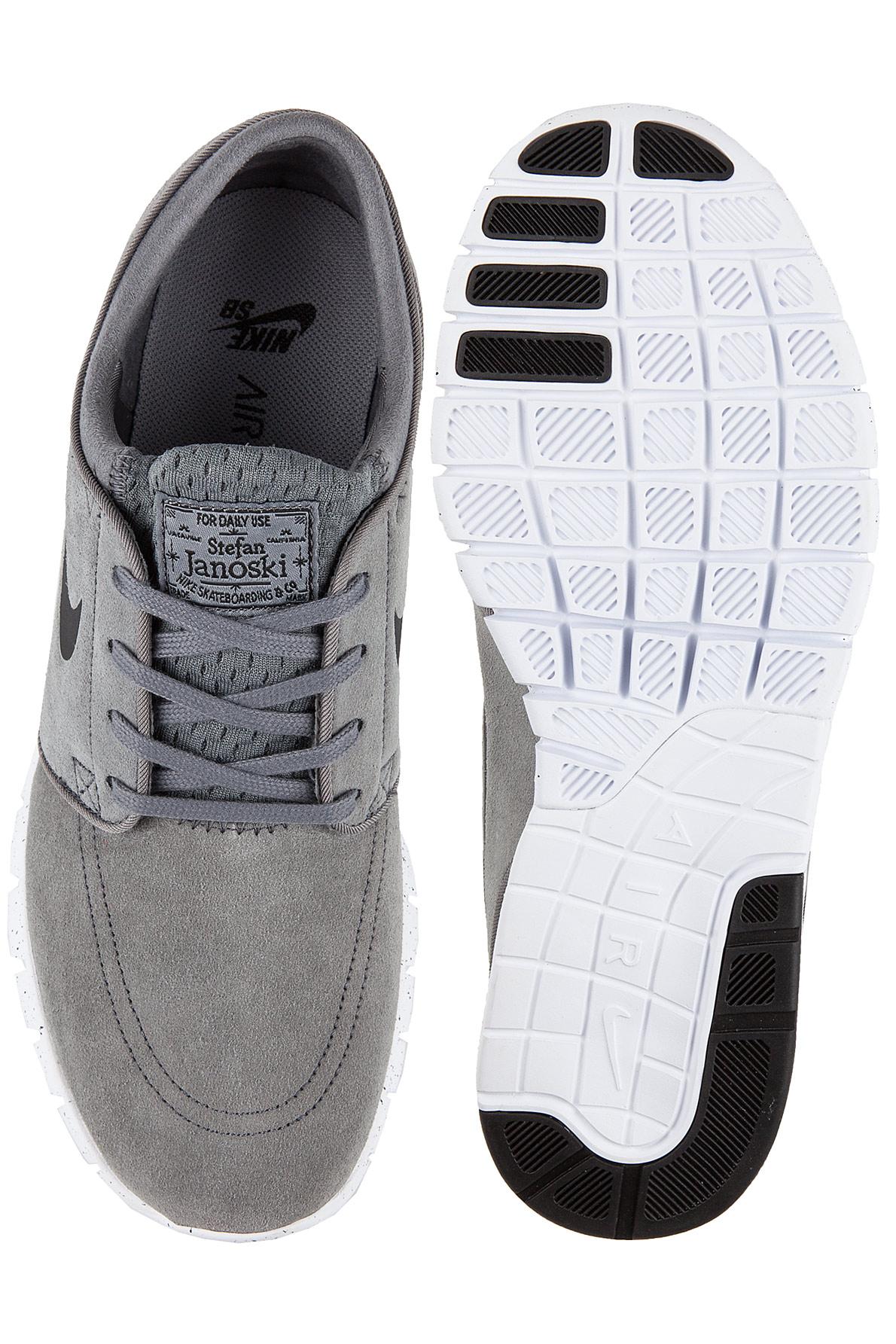 Nike Stefan Janoski Max Cool Grey