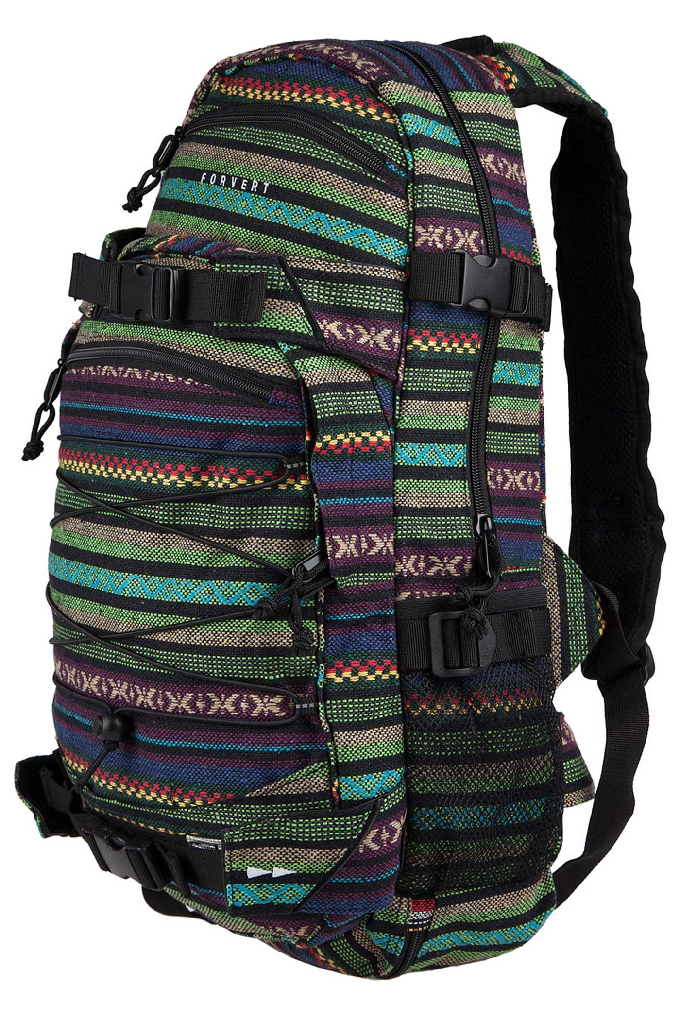 forvert new louis backpack 20l inka 2 buy at skatedeluxe. Black Bedroom Furniture Sets. Home Design Ideas