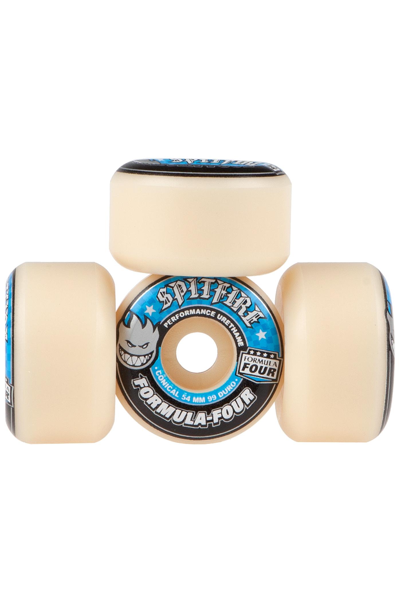 Spitfire Formula Four Conical Skateboard Wheels - Free ...