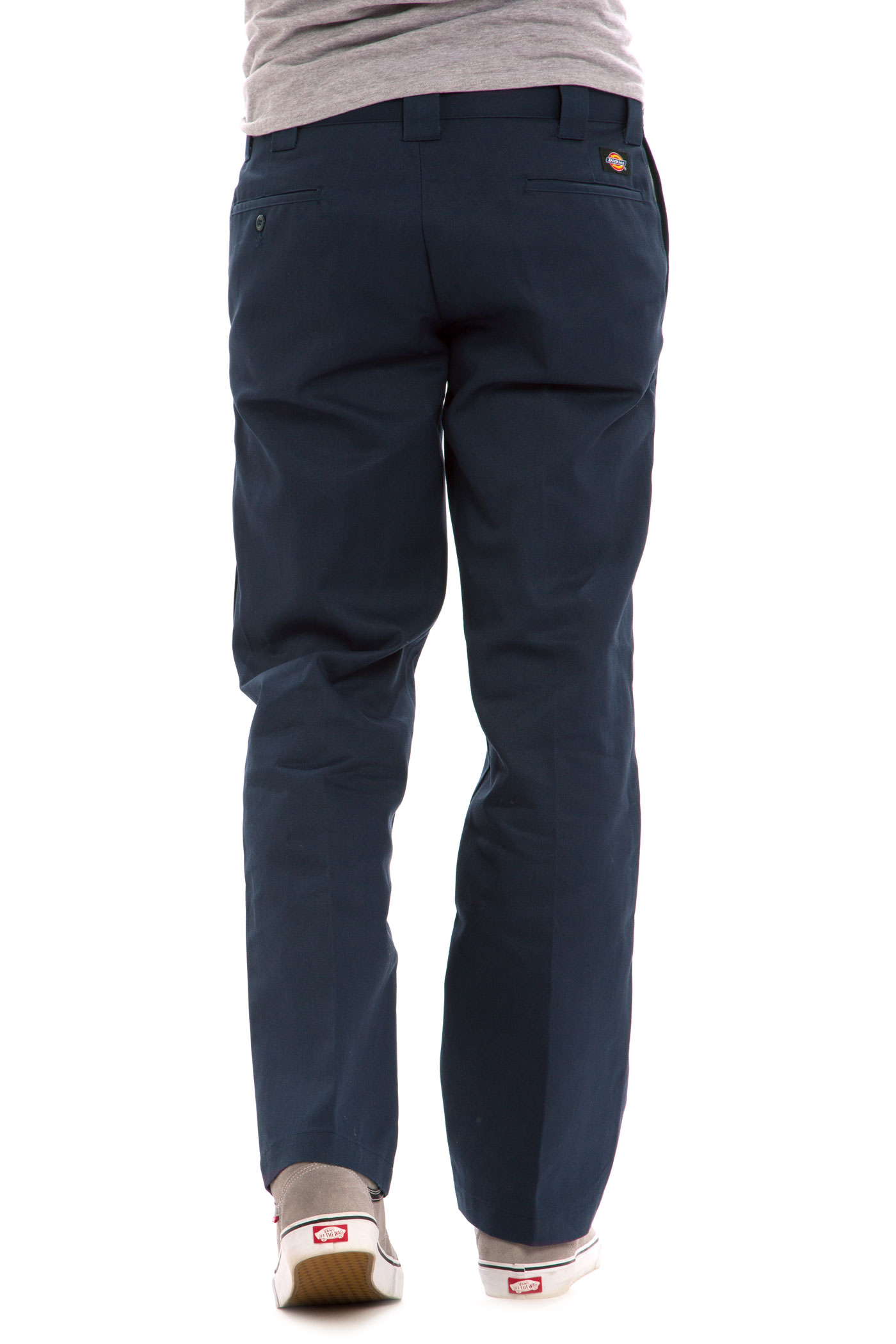 Slim Straight Blue 873 Workpant Dickies Pantalonsnavy VpqSMGUz