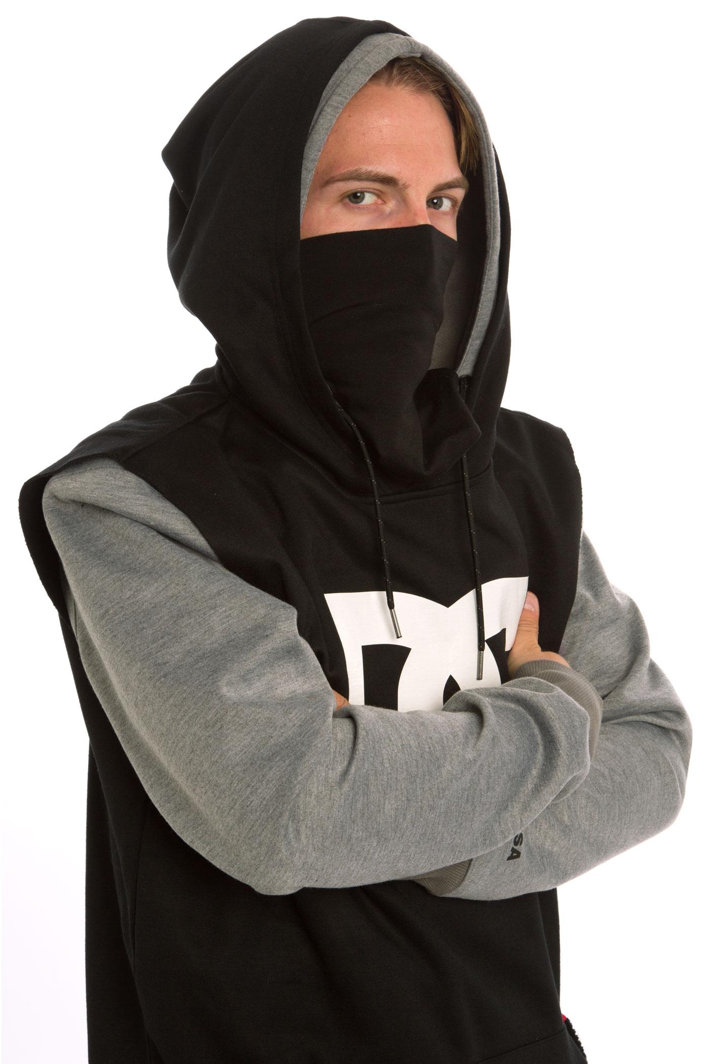 Snow hoodie