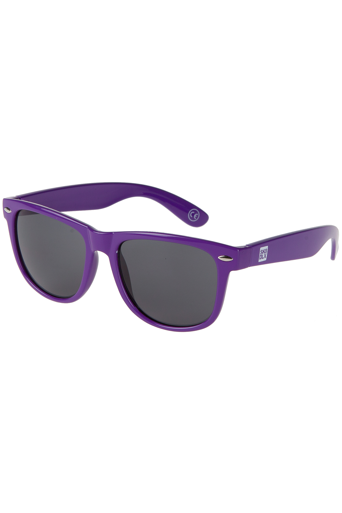 SK8DLX Classic Sunglasses (psychedelic purple) buy at ...