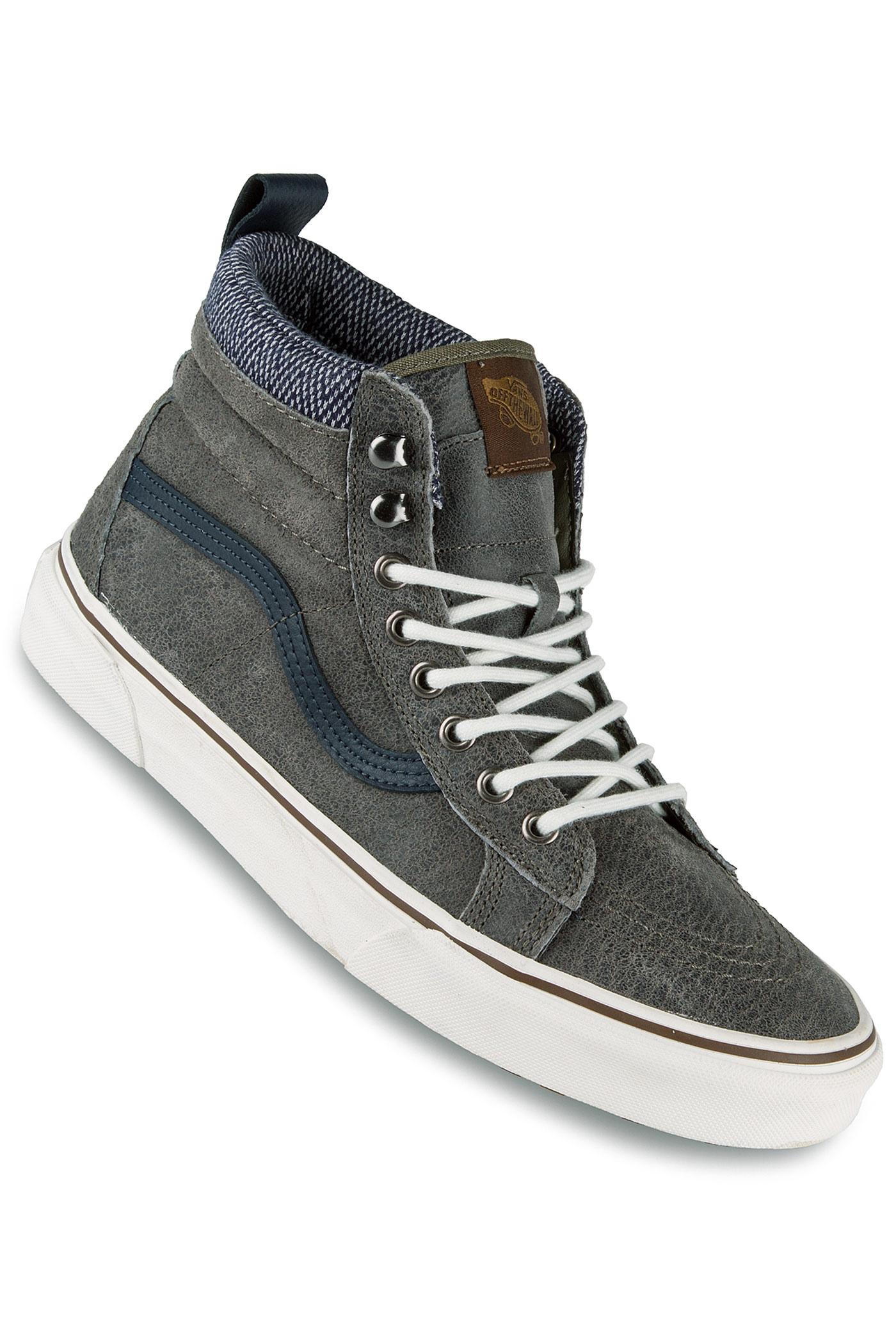 ead90783a6 Vans Sk8-Hi MTE Schuh (charcoal herringbone) kaufen bei .
