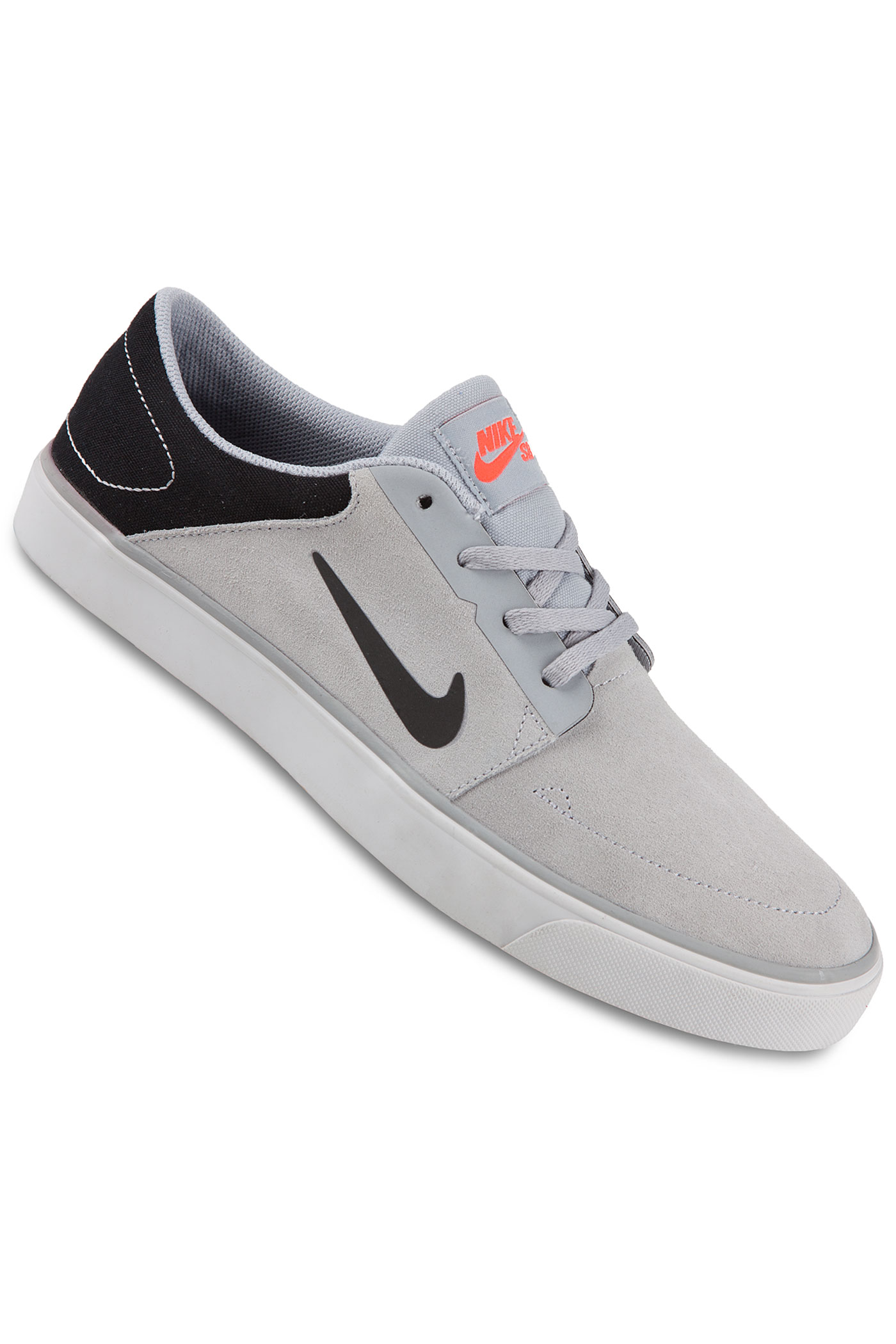 Nike Portmore Canvas Premium Sneakers blanc Baskets